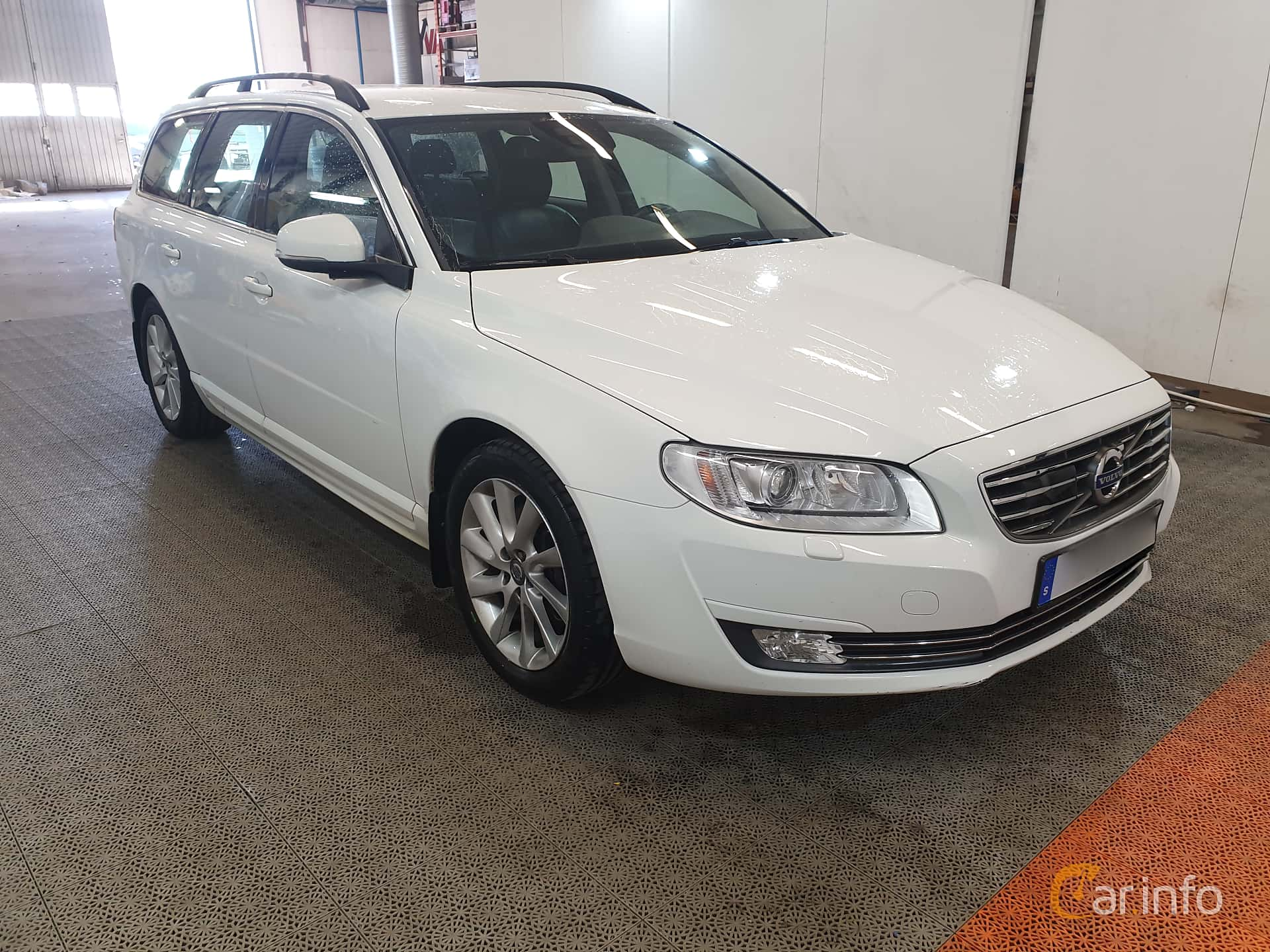 Volvo V70 D4 AWD Geartronic, 181hp, 2016