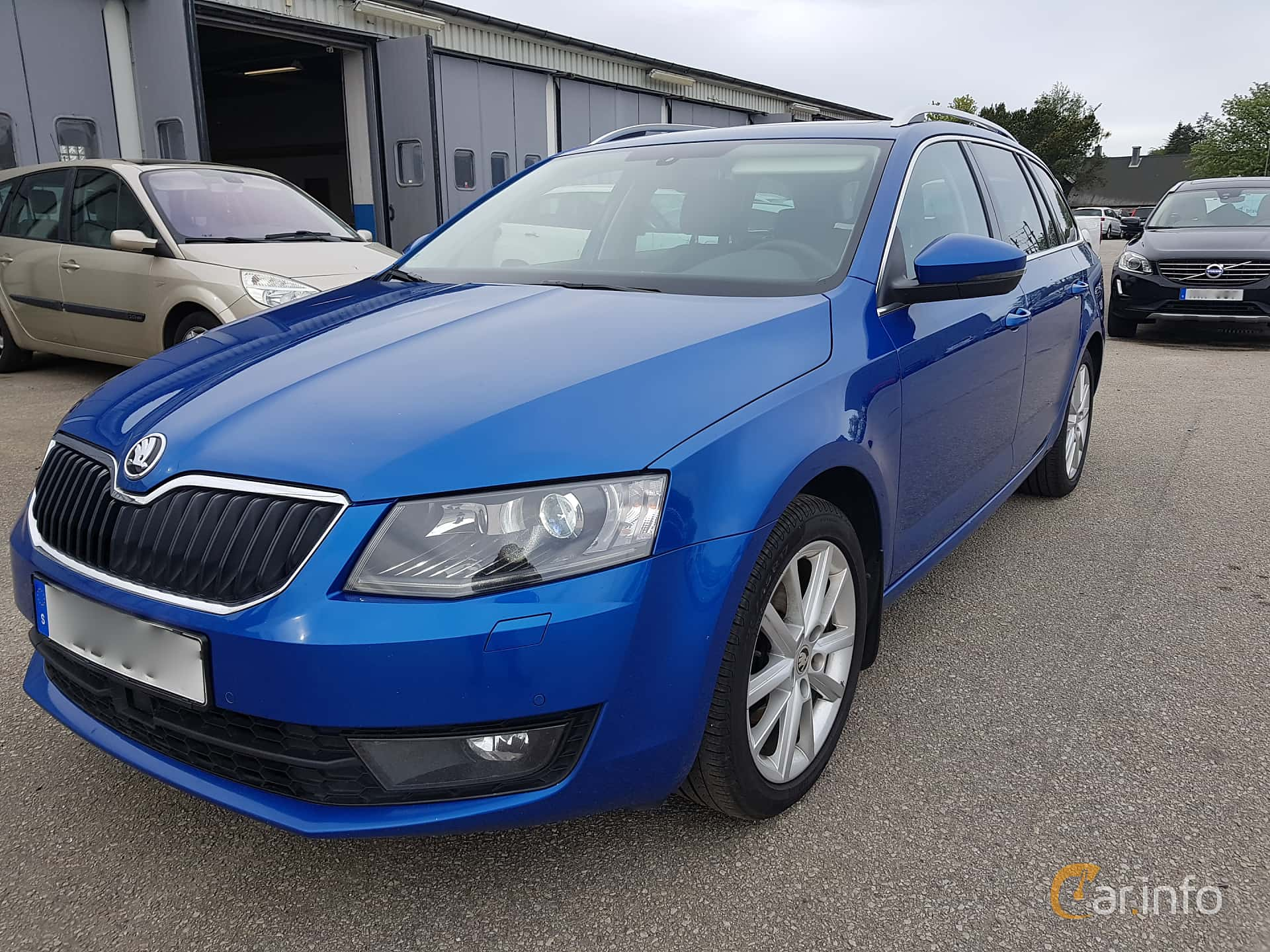 Skoda Octavia Combi 2.0 TDI 4x4 Manual, 150hp, 2016
