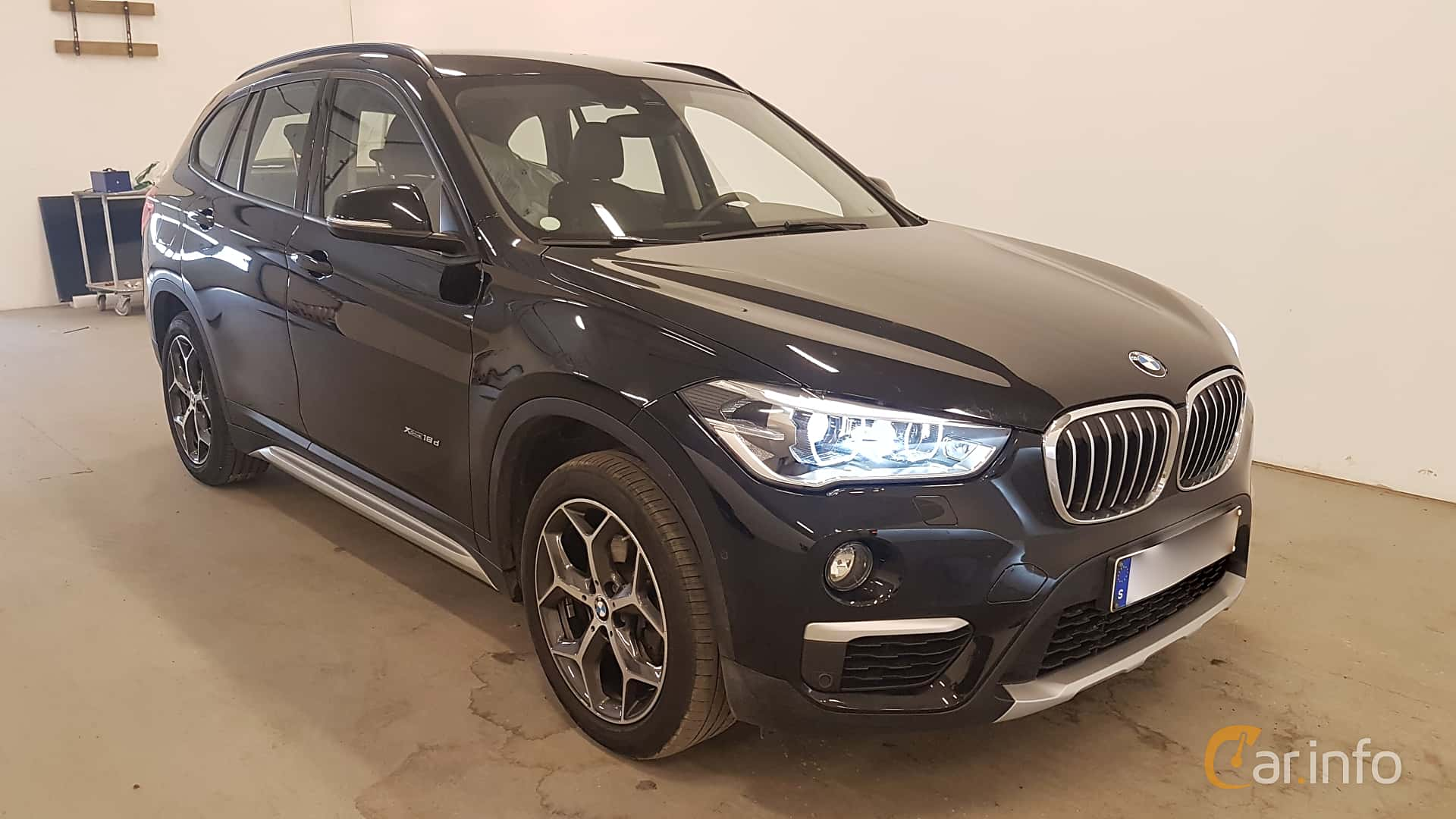 BMW X1 xDrive18d  Manual, 150hp, 2016