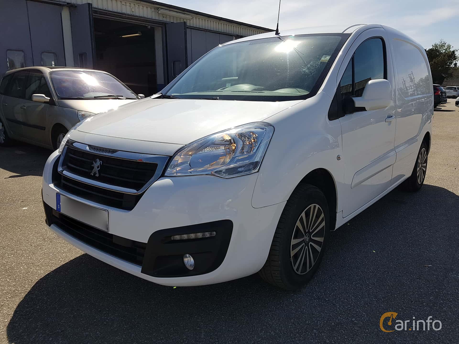 Peugeot Partner Van 1.6 BlueHDi Manual, 99hp, 2015