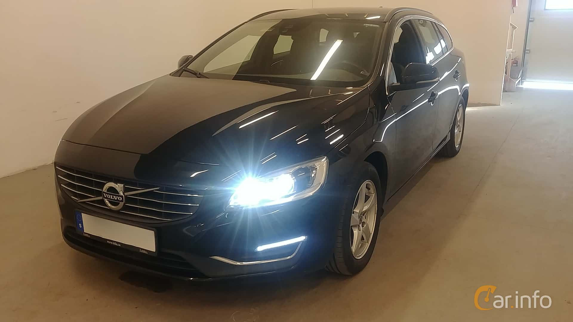 Volvo V60 D4 AWD Geartronic, 190hp, 2016