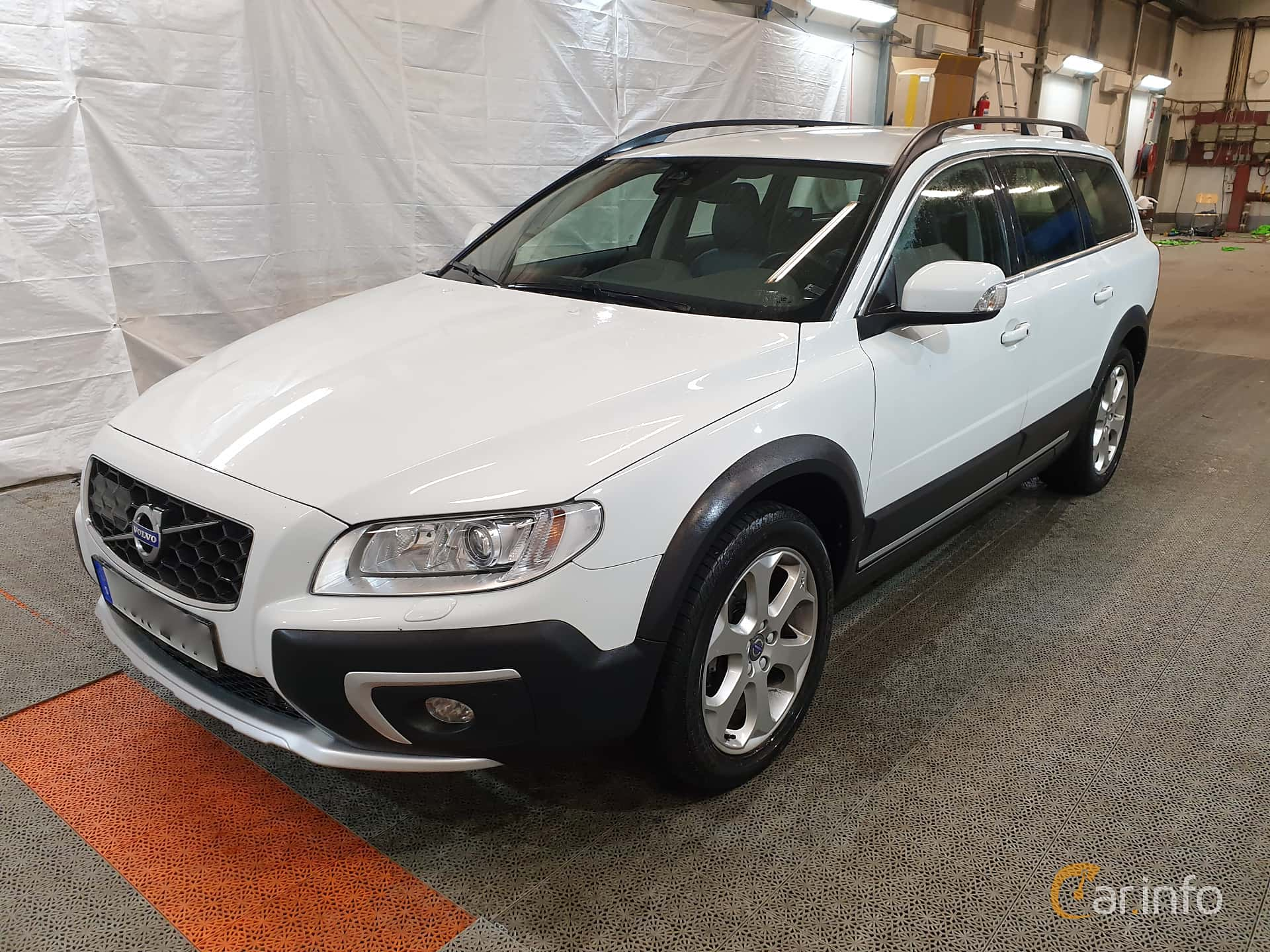 Volvo XC70 D4 AWD Geartronic, 181hp, 2016