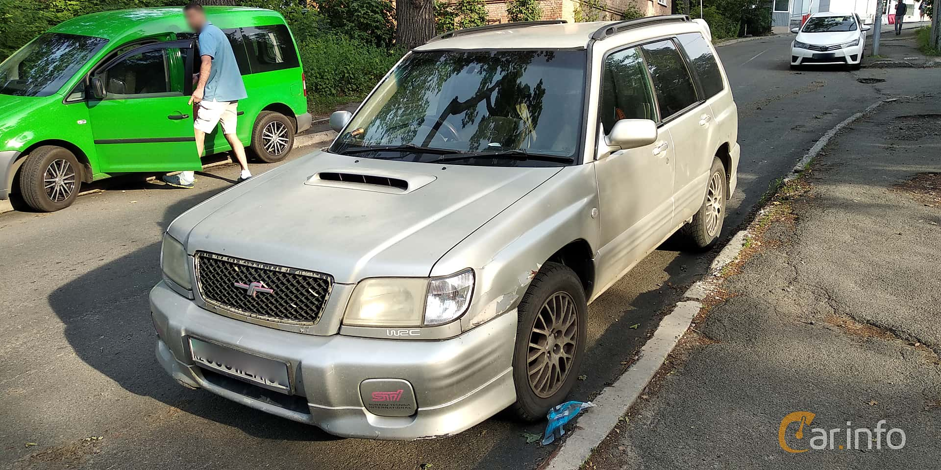4 images of subaru forester sti 2 0 4wd manual 250hp 2001 by pavelyakovenko 4 images of subaru forester sti 2 0 4wd
