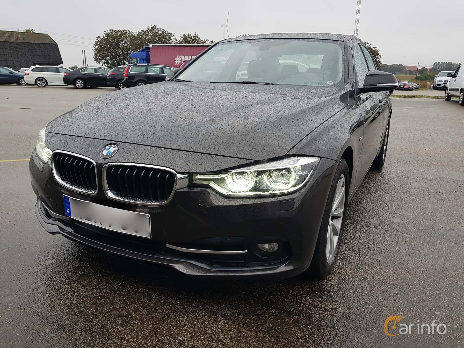 BMW 320d Sedan  Steptronic, 190hp, 2016