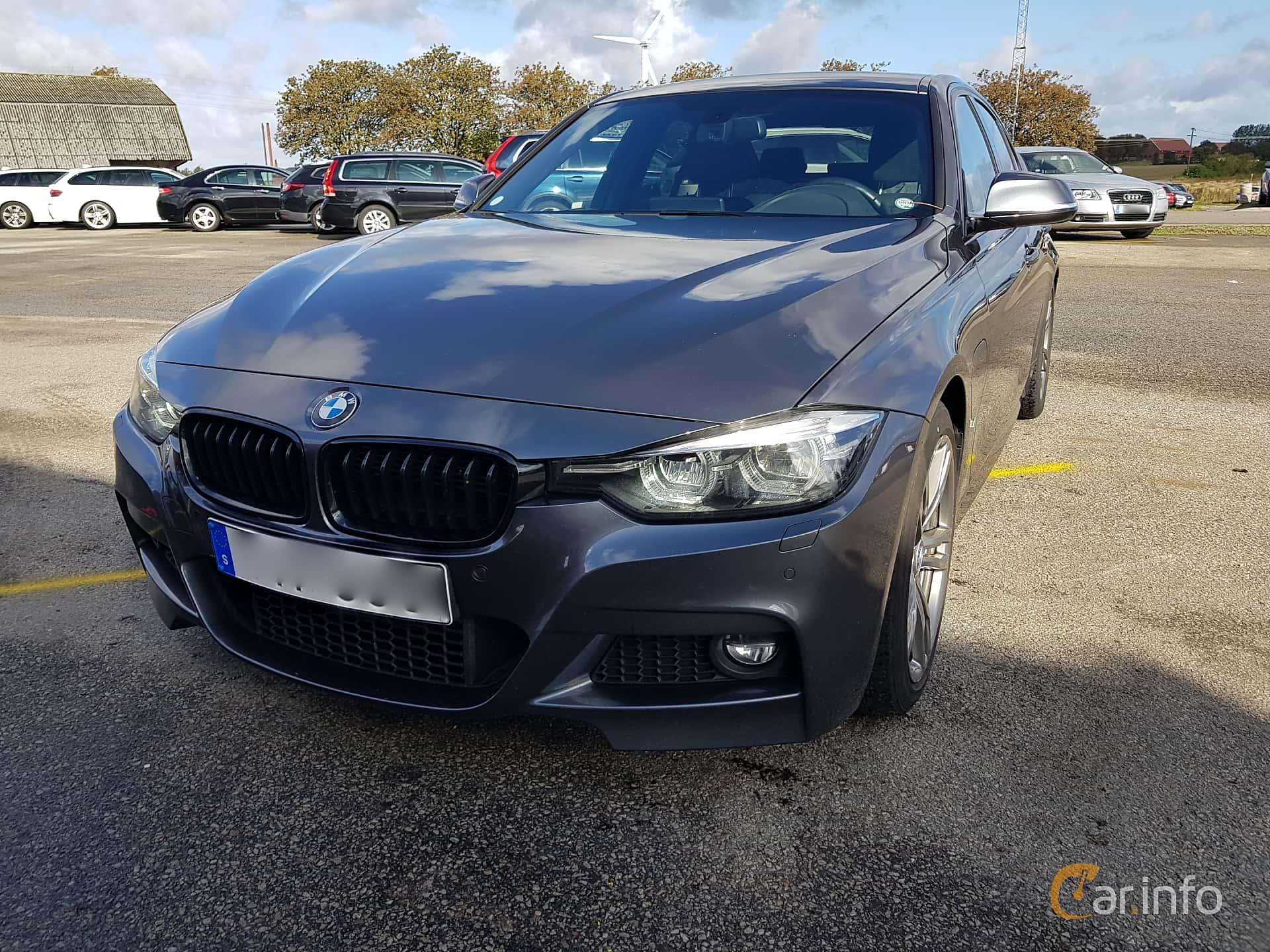 BMW 330e Sedan  Steptronic, 252hp, 2018