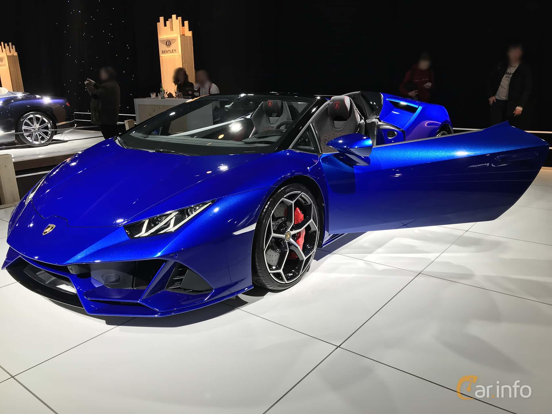 13 Images Of Lamborghini Huracan Evo Spyder Dct 640hp 2020