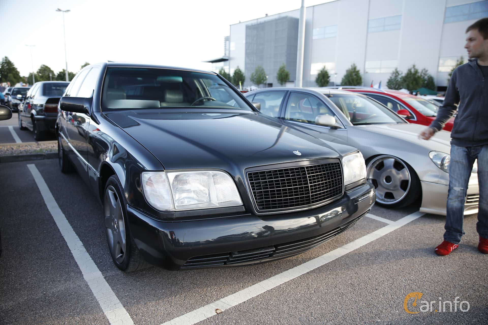 Mercedes benz 400 se 4 2 v8 automatic 286hp 1992 at for Mercedes benz 400 se