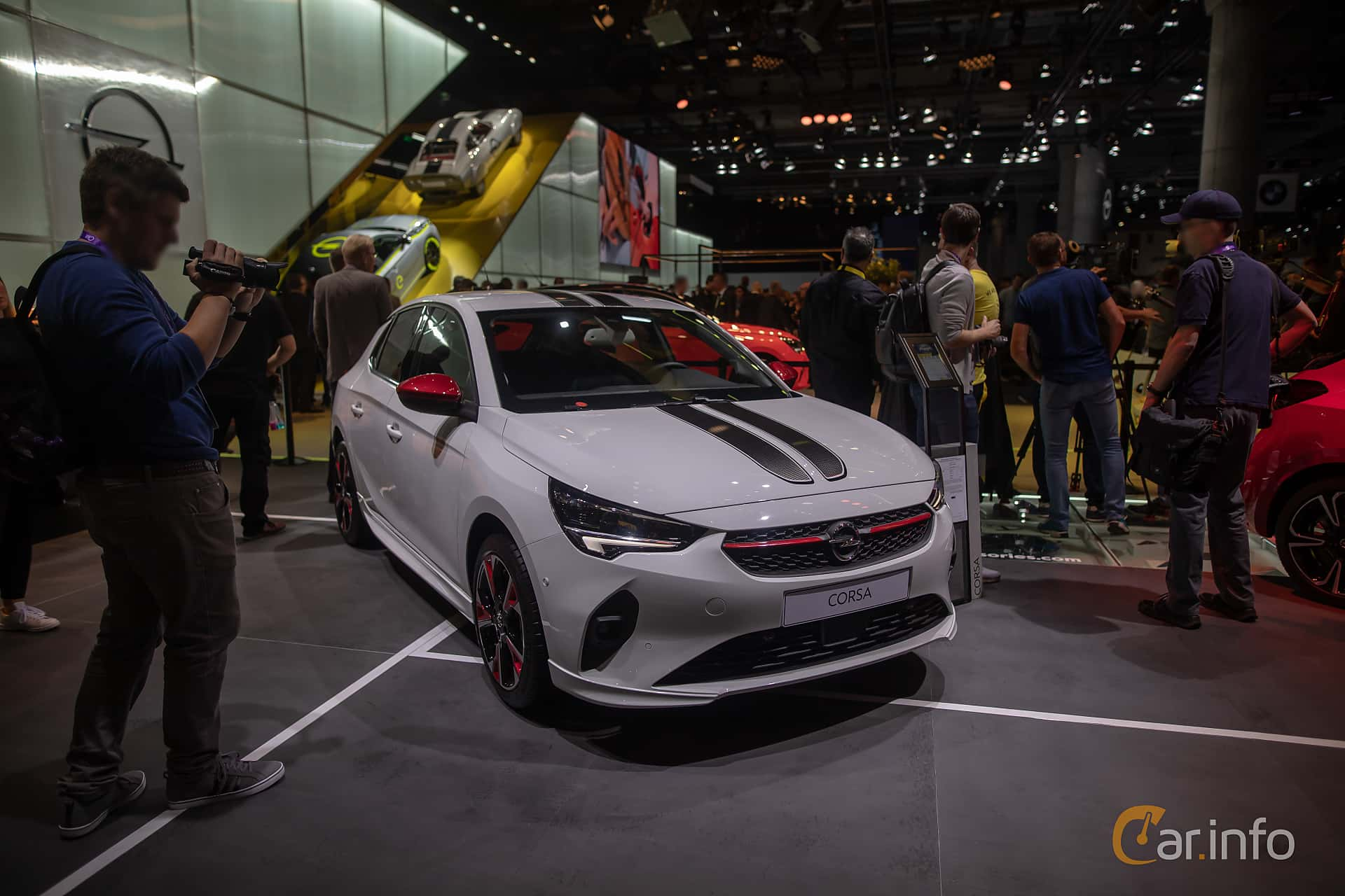 Opel Corsa 1.2 Turbo Automatic, 100hp, 2020 at IAA 2019