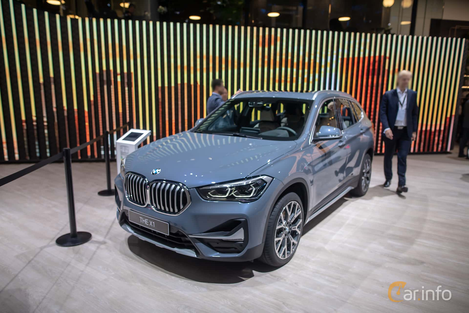 BMW X1 xDrive20d  Steptronic, 190hp, 2020 at IAA 2019