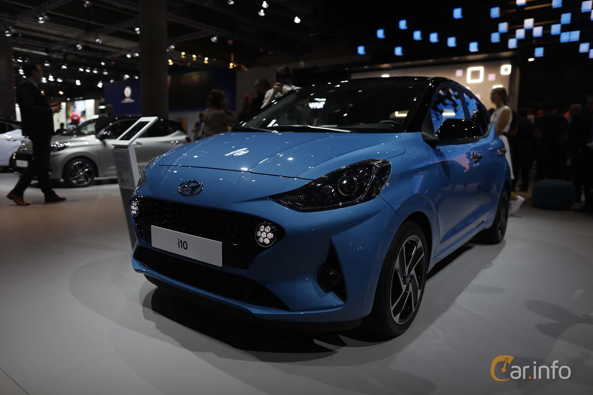 Hyundai i10 1.2 AMT, 84hp, 2020 at IAA 2019