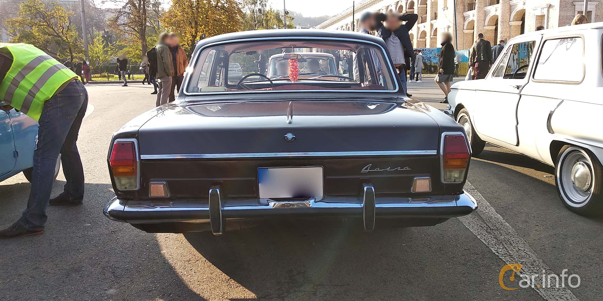 GAZ GAZ-24 2.4 Manuell, 95hk, 1974