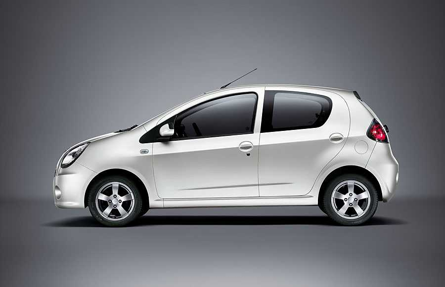 Geely Lc 1st Generation 1 3 Manual 5 Speed