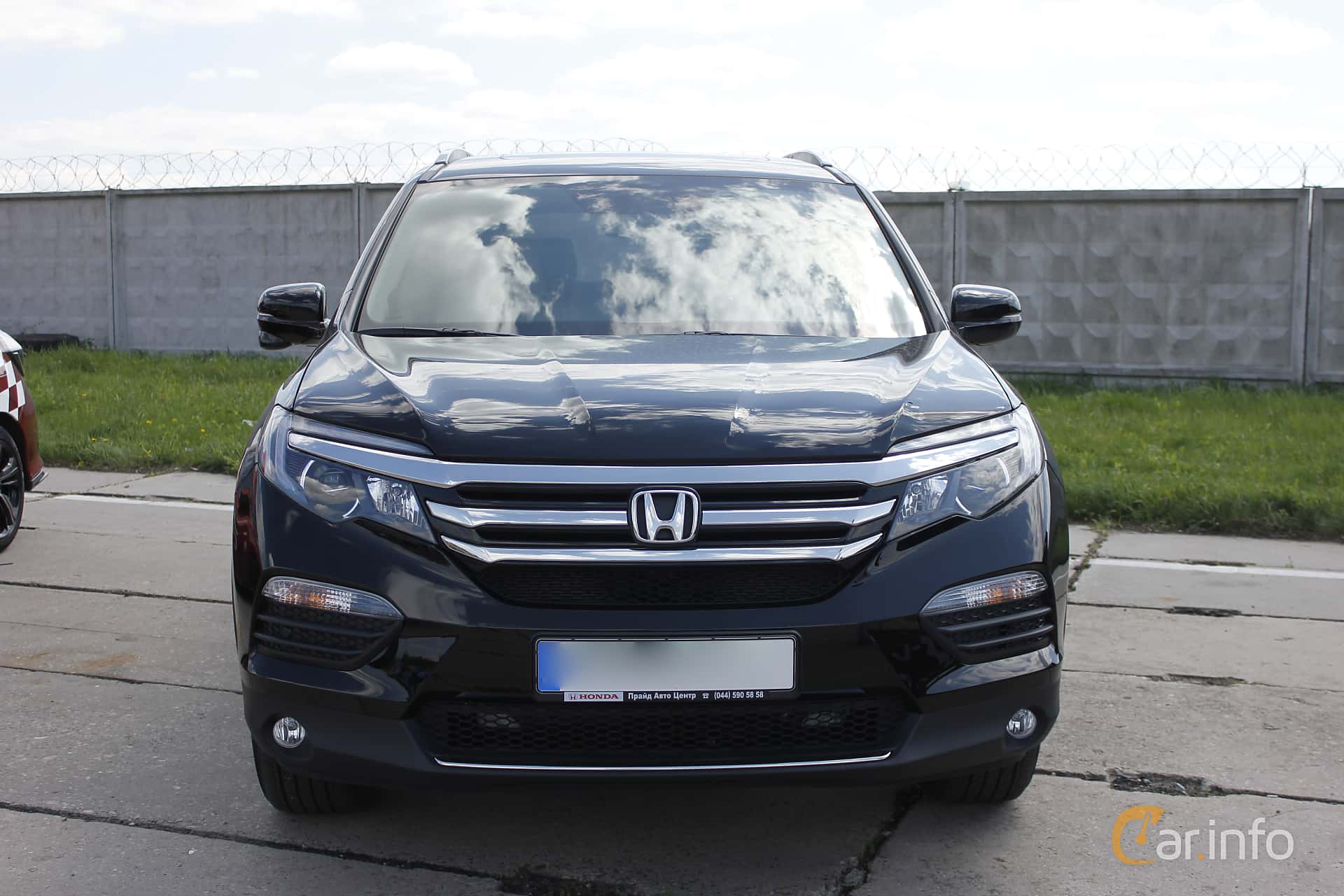 Honda Pilot 3.5 V6 Automatisk, 280hk, 2017 at Old Car Land no.1 2018