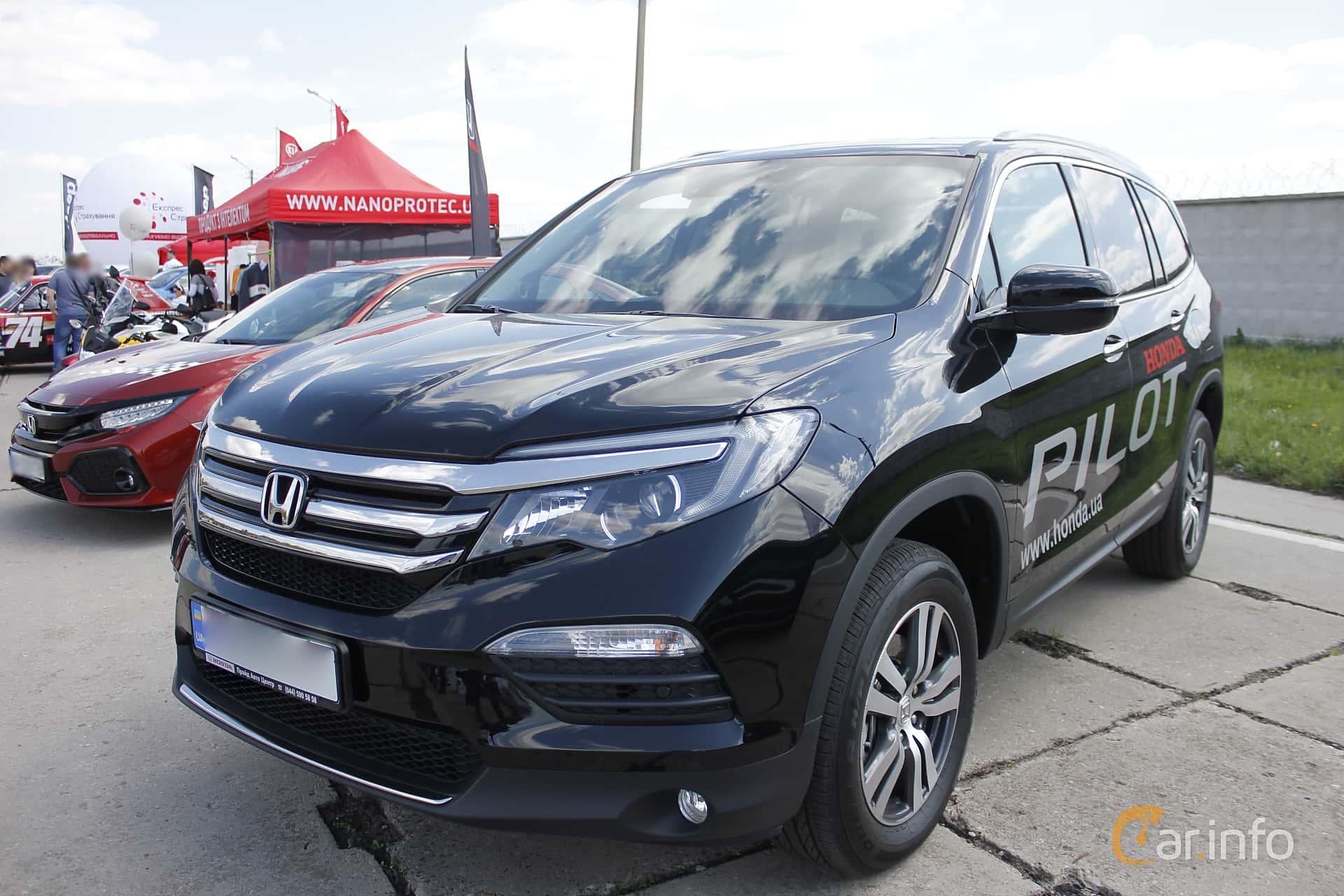 Honda Pilot 3.5 V6 Automatisk, 280hk, 2017 at Old Car Land no.1 2018