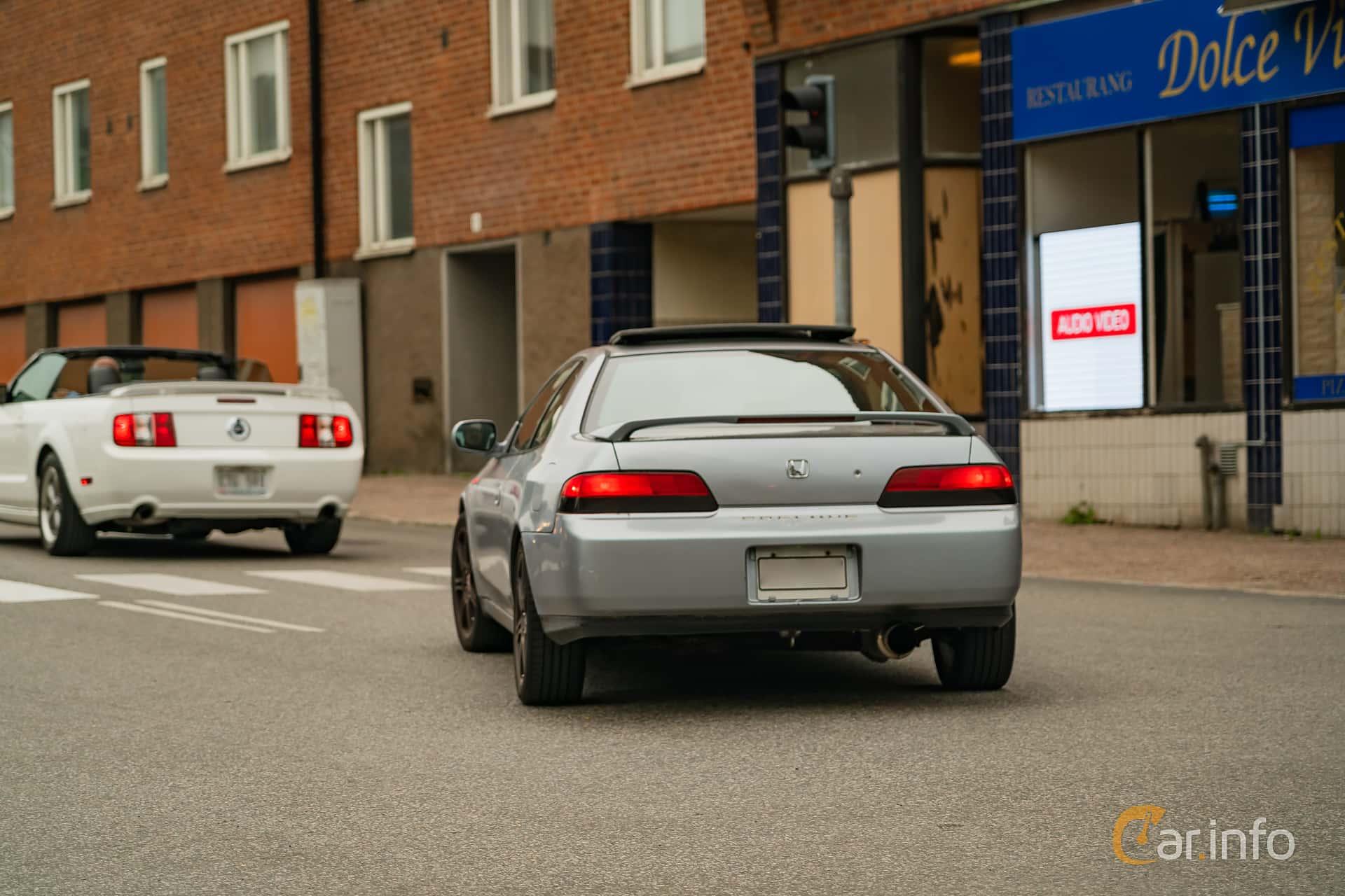 Honda Prelude 2.2 Manual, 185hp, 1997 at Nässjö Cruising 2019