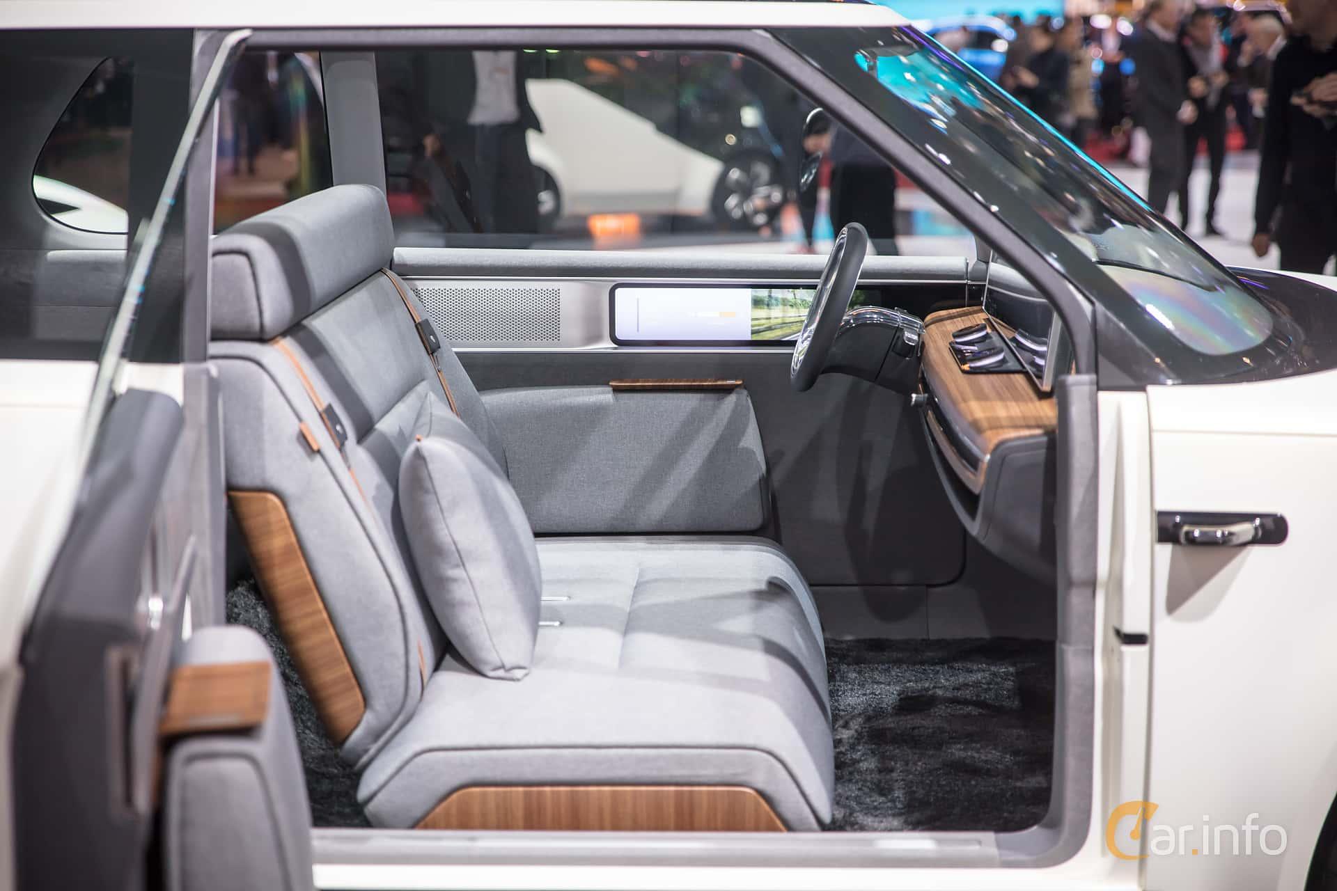 Honda Urban EV Concept Concept, 2017 at Geneva Motor Show 2018