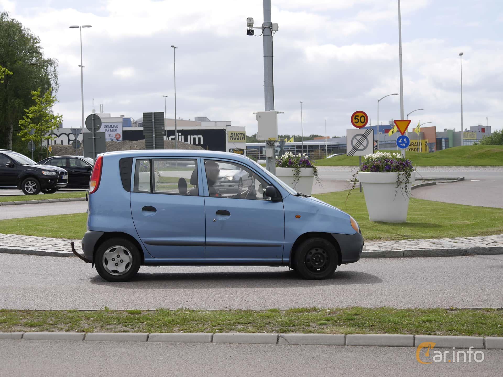 Atos Car Review