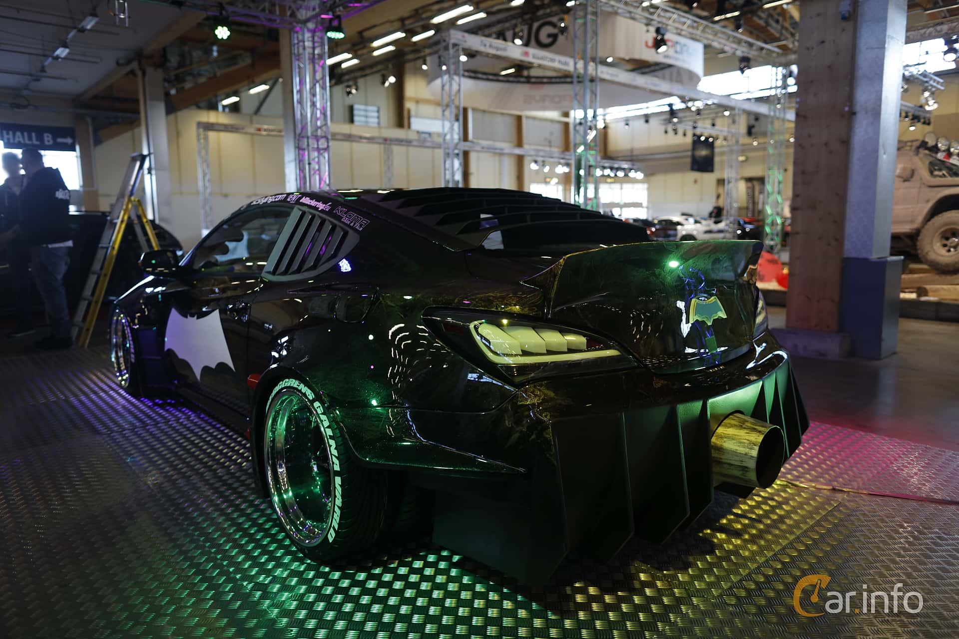 Hyundai Genesis Coupé 2.0 TCi Manual, 213hp, 2011 at Bilsport Performance & Custom Motor Show 2019
