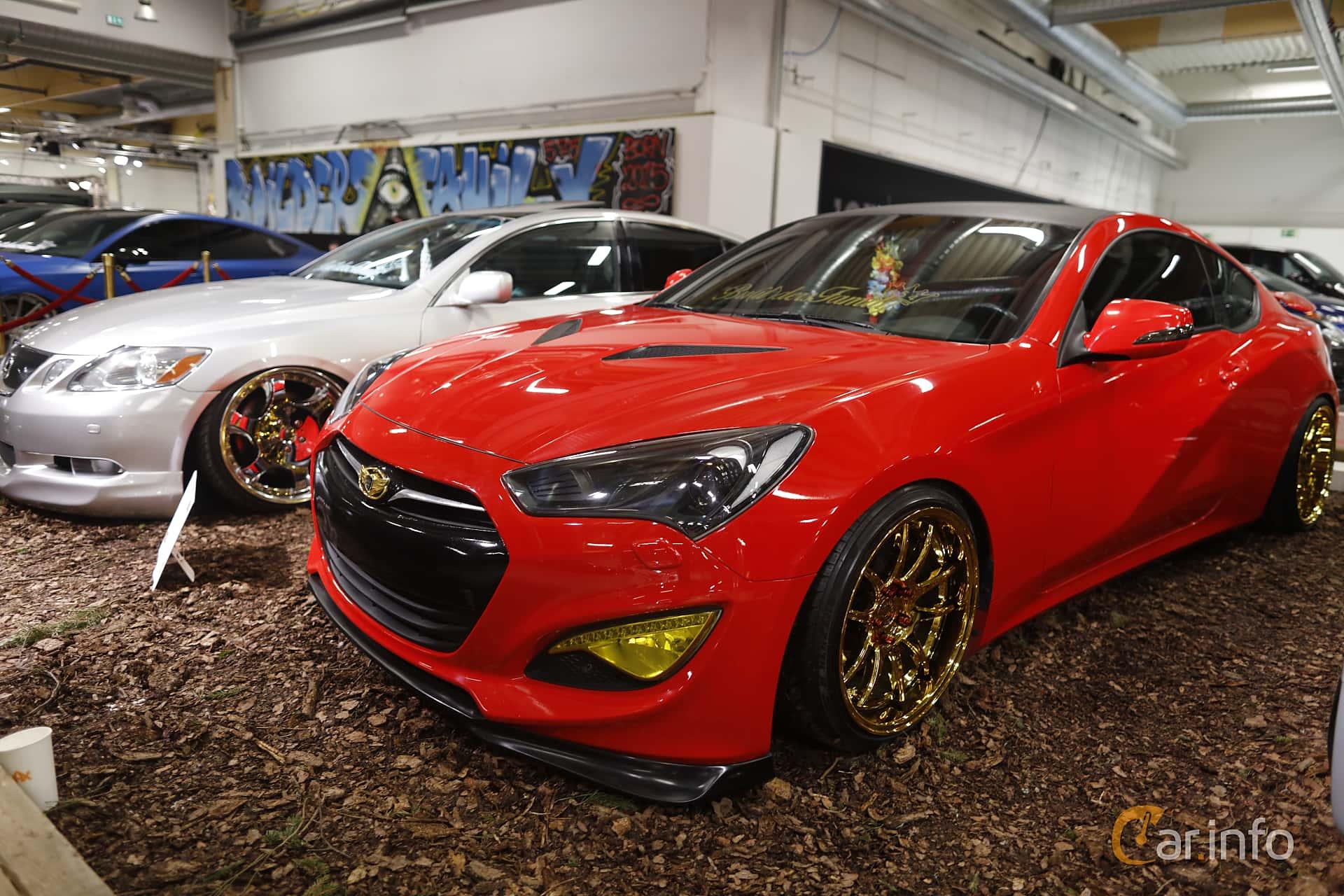 2018 Hyundai Genesis Coupe >> Hyundai Genesis Coupe 2013