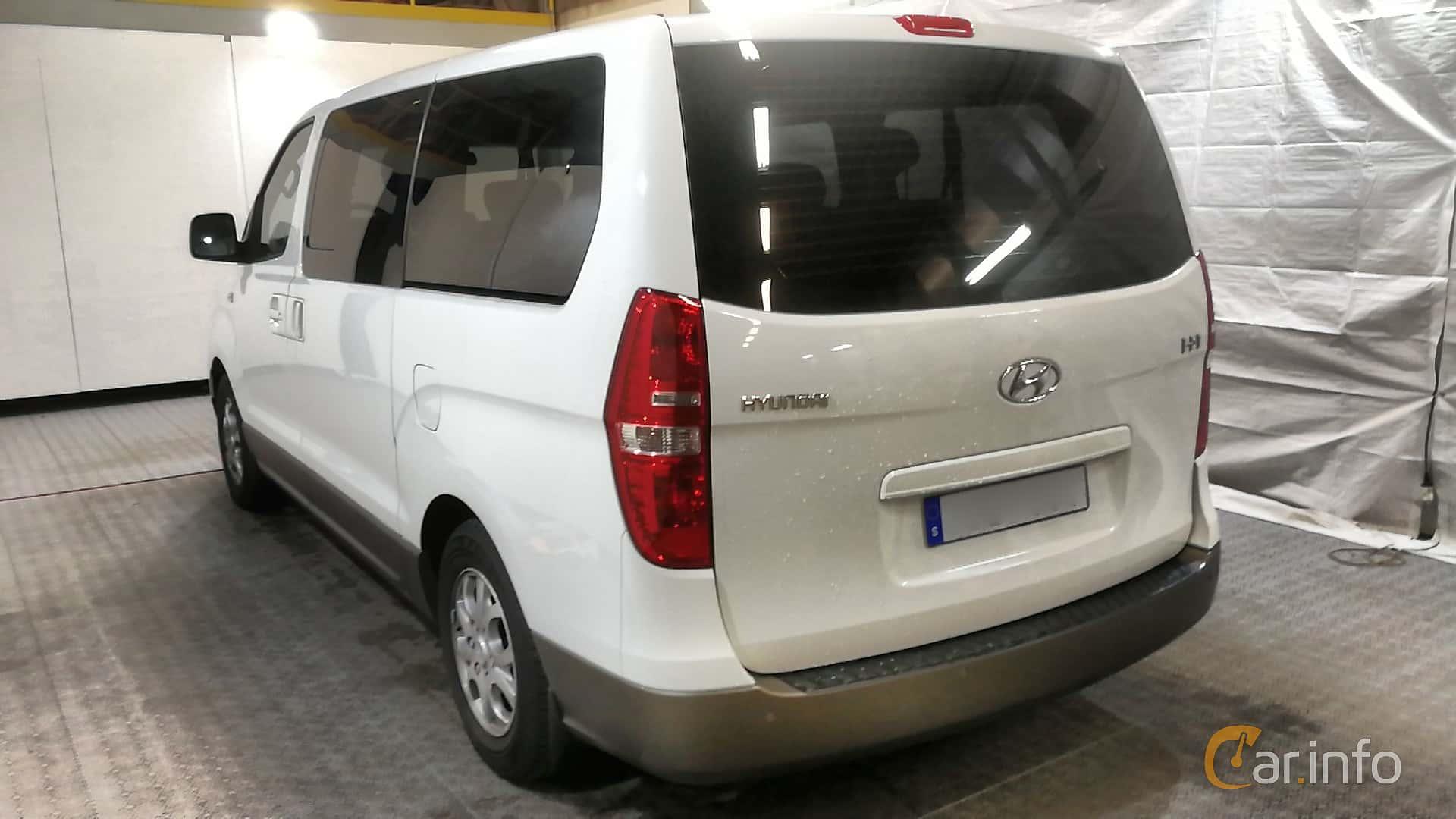 Hyundai H-1 Travel 2.5 CRDi Manuell, 170hk, 2009