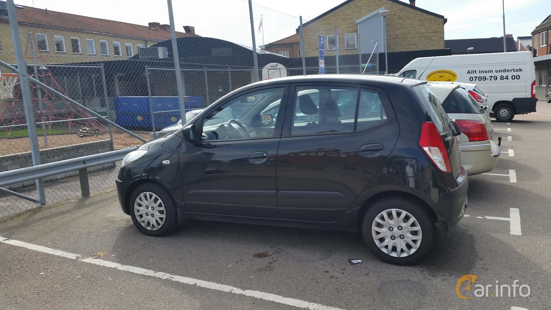 Hyundai i10 generation PA 1 2 Manual, 5-speed