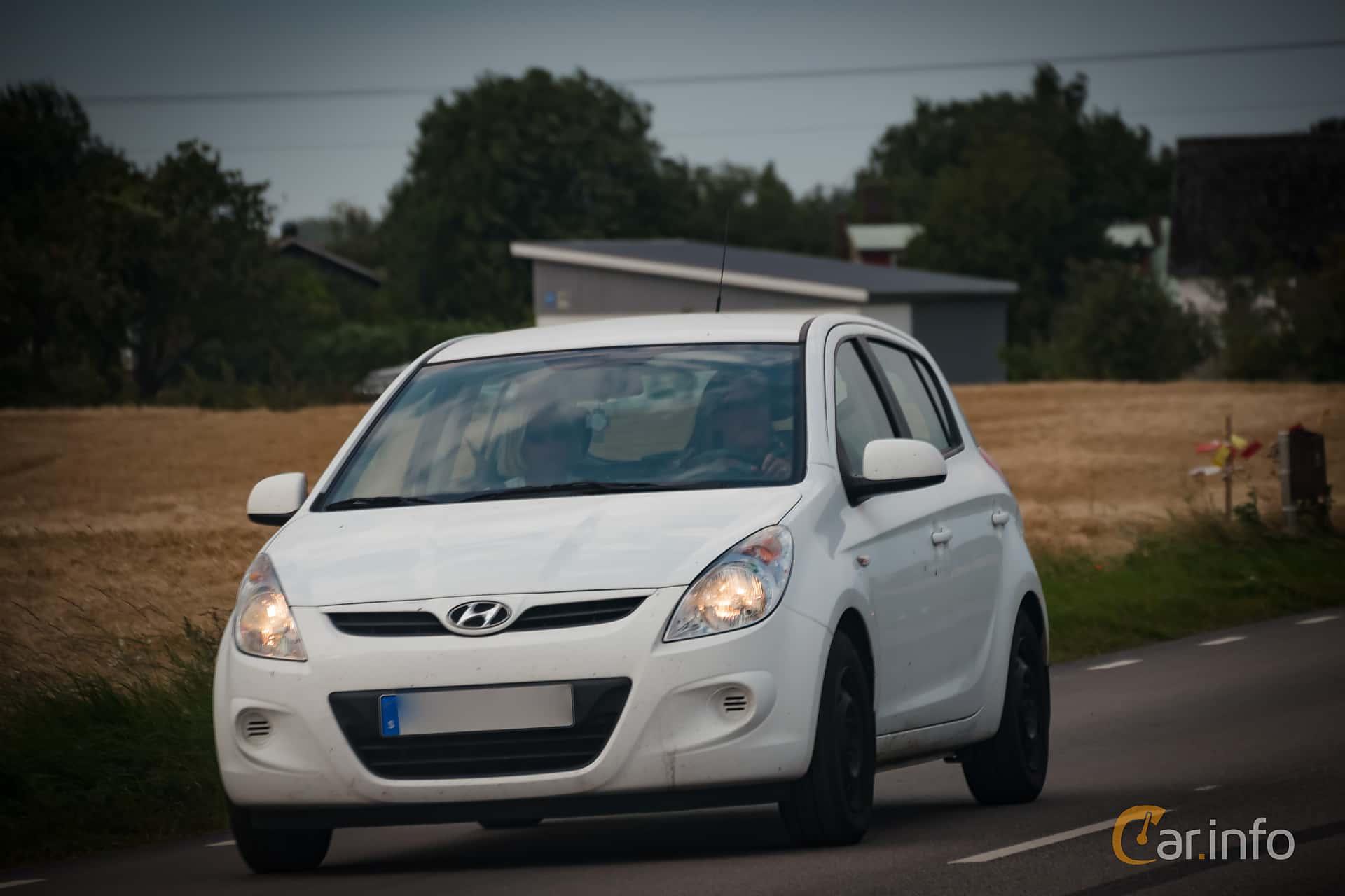 Hyundai i20 PB