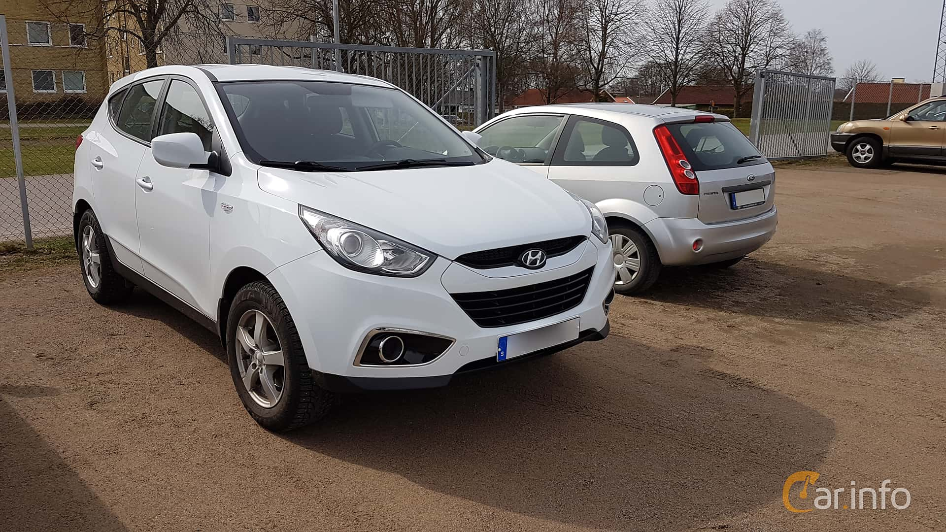 Hyundai Ix35 1 6 Gdi Manual 135hp 2011