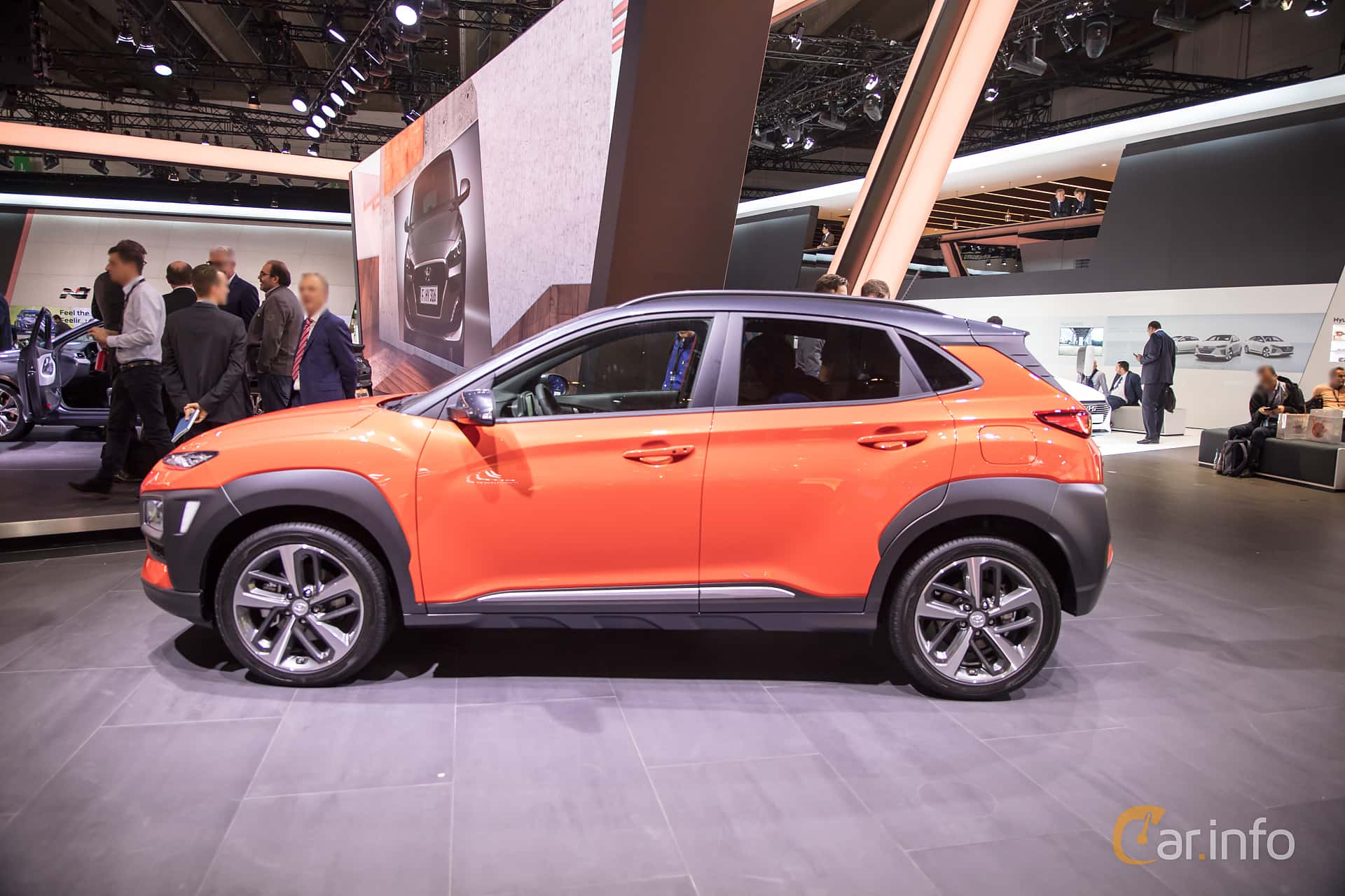 9 images of hyundai kona 1 6 t gdi awd dct 177hp 2018 by franzhaenel. Black Bedroom Furniture Sets. Home Design Ideas