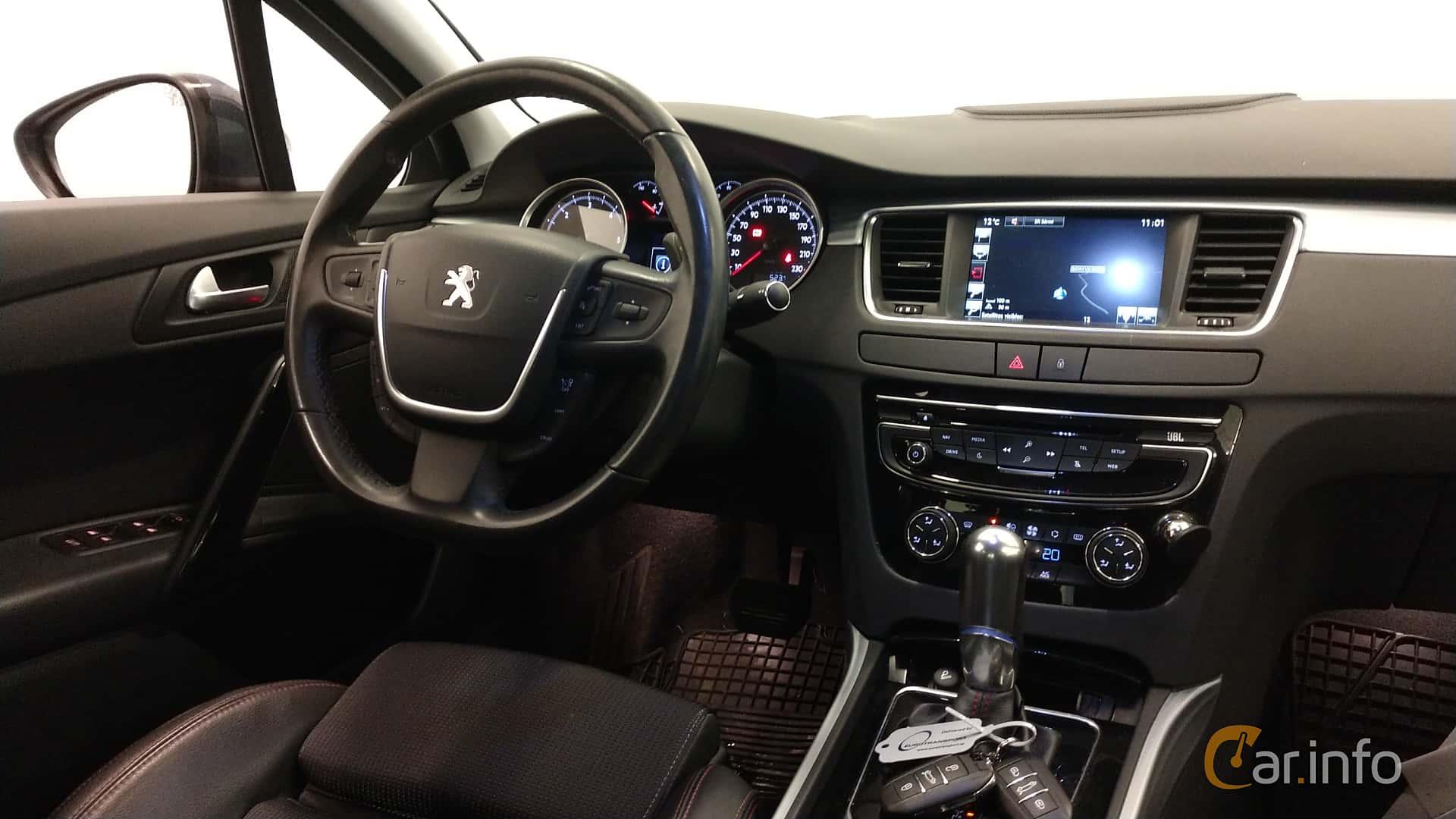 Peugeot 508 2.2 HDi FAP EAT, 204hk, 2015