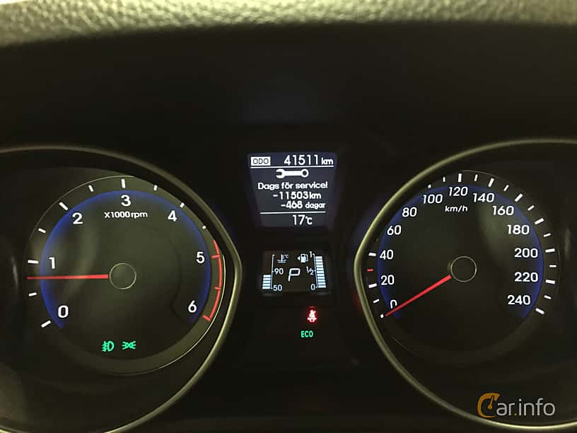 Hyundai i30cw 1.6 CRDi DCT, 110hk, 2017