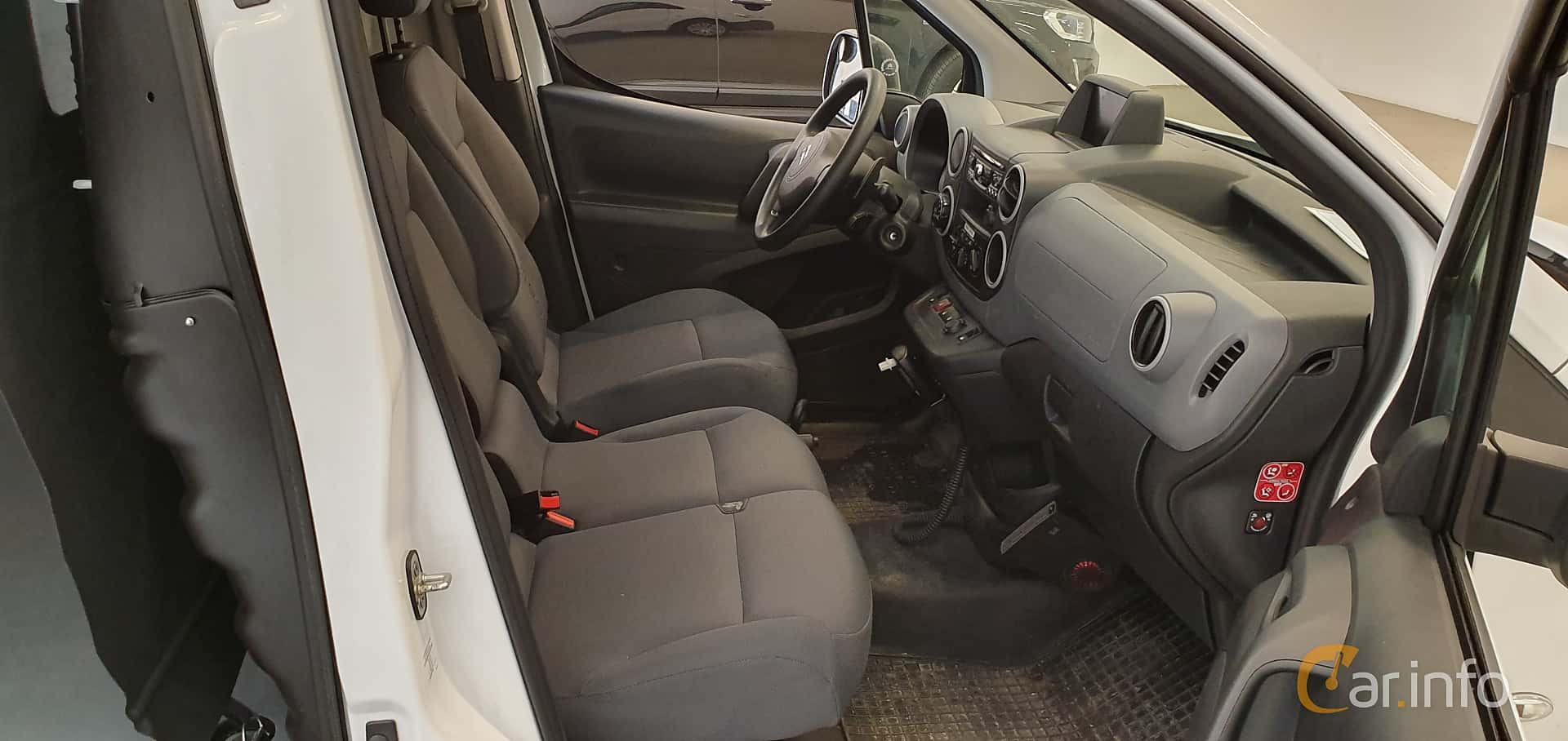 Citroën Berlingo Van 1.6 HDi ETG6, 92hp, 2014