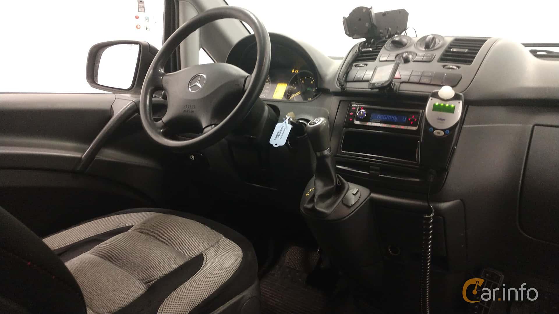 Mercedes-Benz Vito 116 CDI  TouchShift, 163hp, 2012