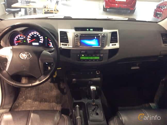 Toyota Hilux Double Cab 3.0 D-4D 4x4 Automatic, 171hp, 2015