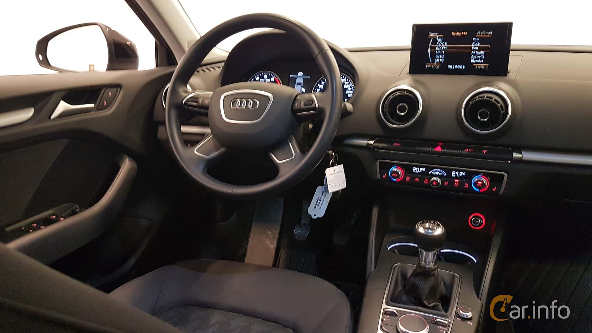 Audi A3 Sportback 1.2 TFSI Manual, 110hp, 2016