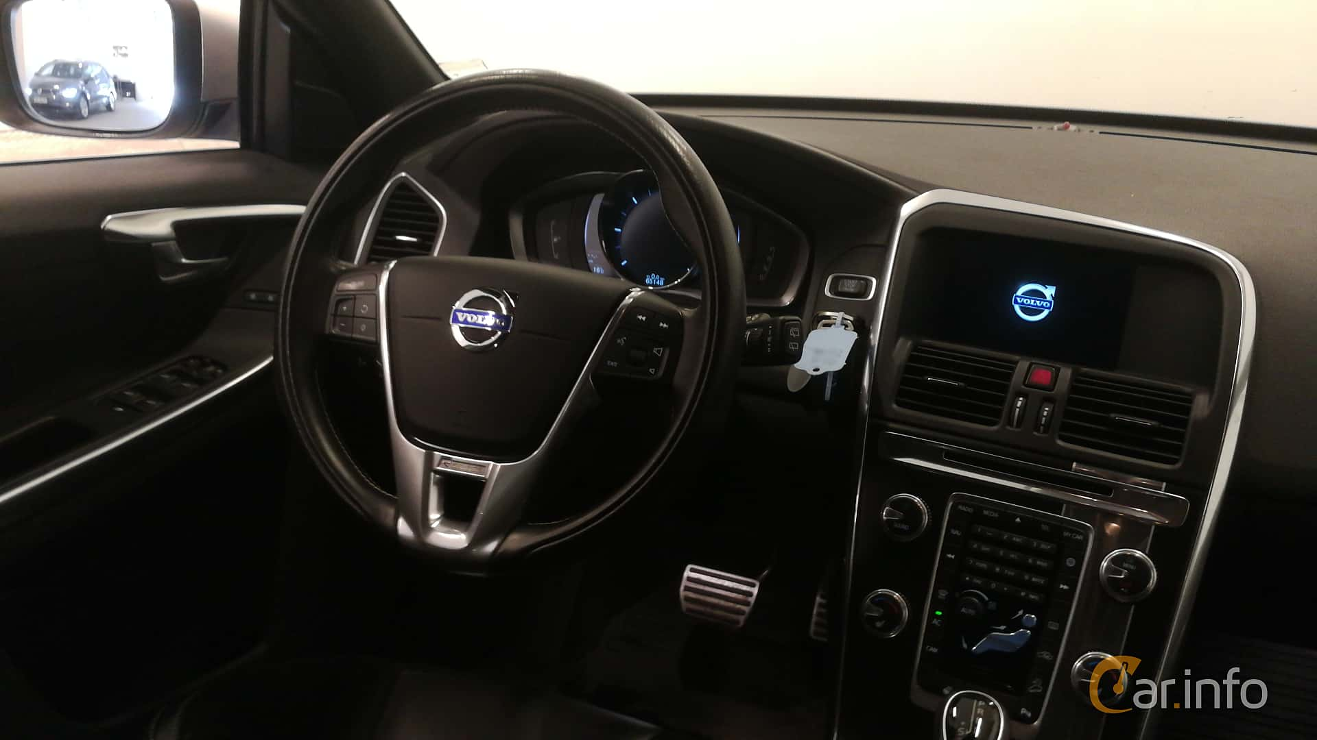 Volvo XC60 D4 AWD Geartronic, 190hp, 2016