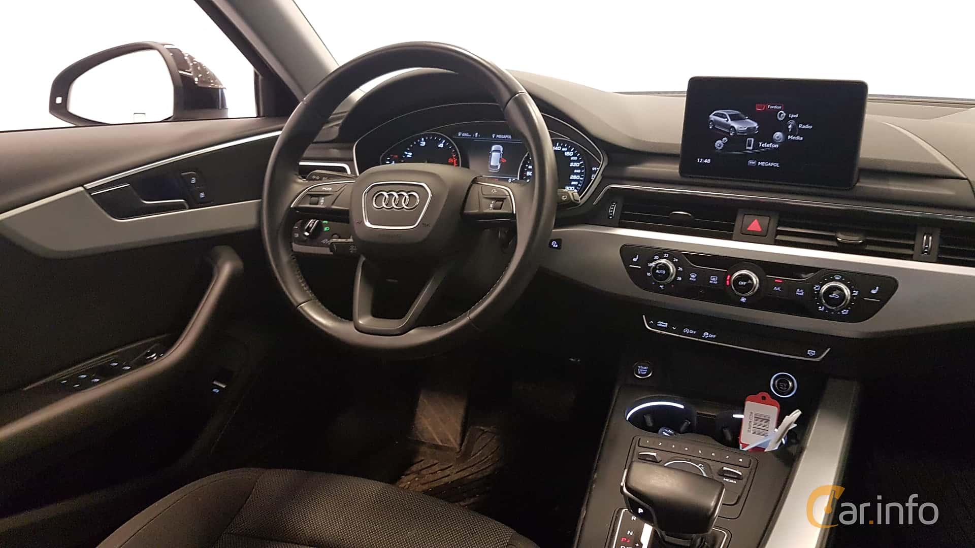 Audi A4 Avant 2.0 TDI quattro S Tronic, 190hp, 2016