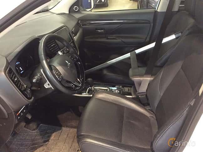 Mitsubishi Outlander 2.2 Di-D 4WD Automatic, 150hp, 2017