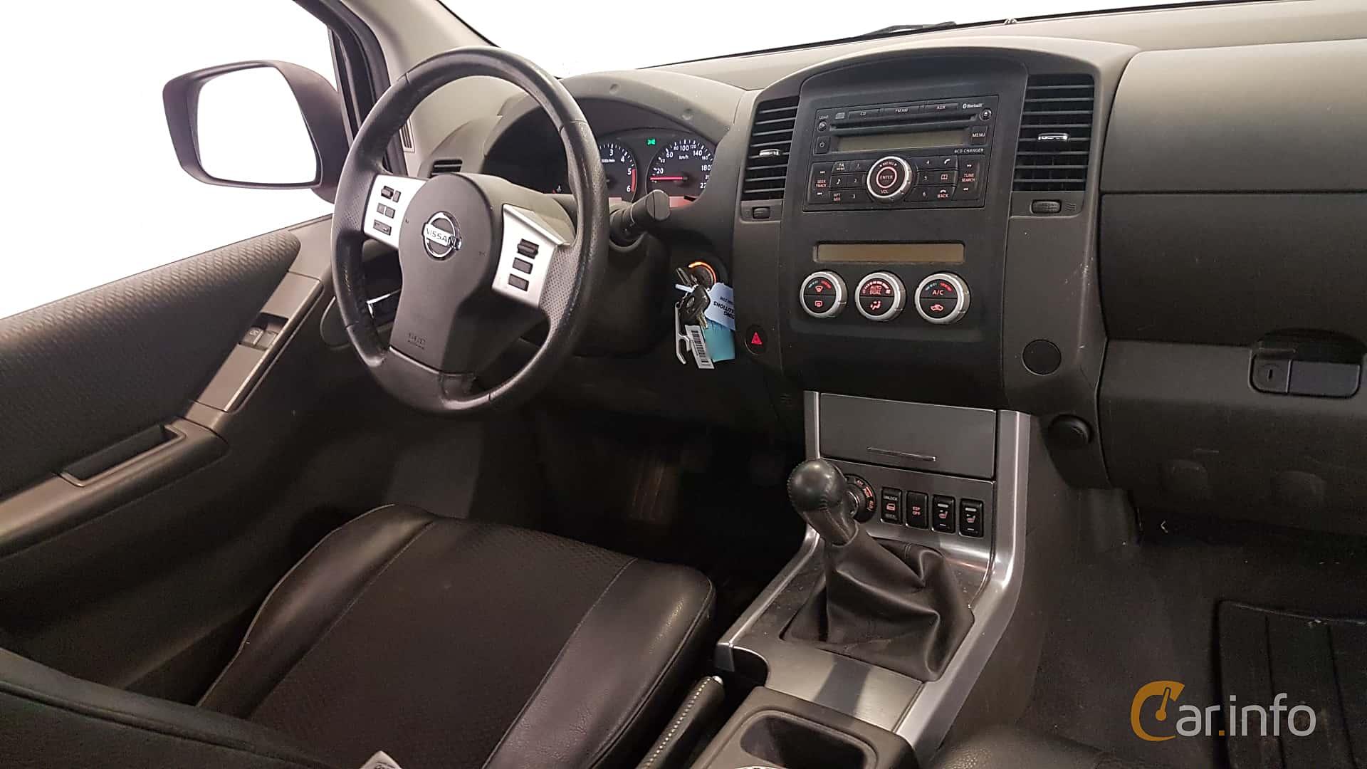Nissan Navara King Cab 2.5 dCi 4x4 Manuell, 190hk, 2011