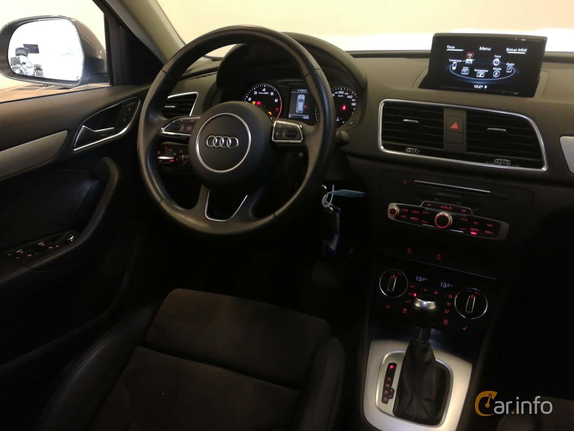 Audi Q3 2.0 TFSI quattro S Tronic, 180hp, 2016