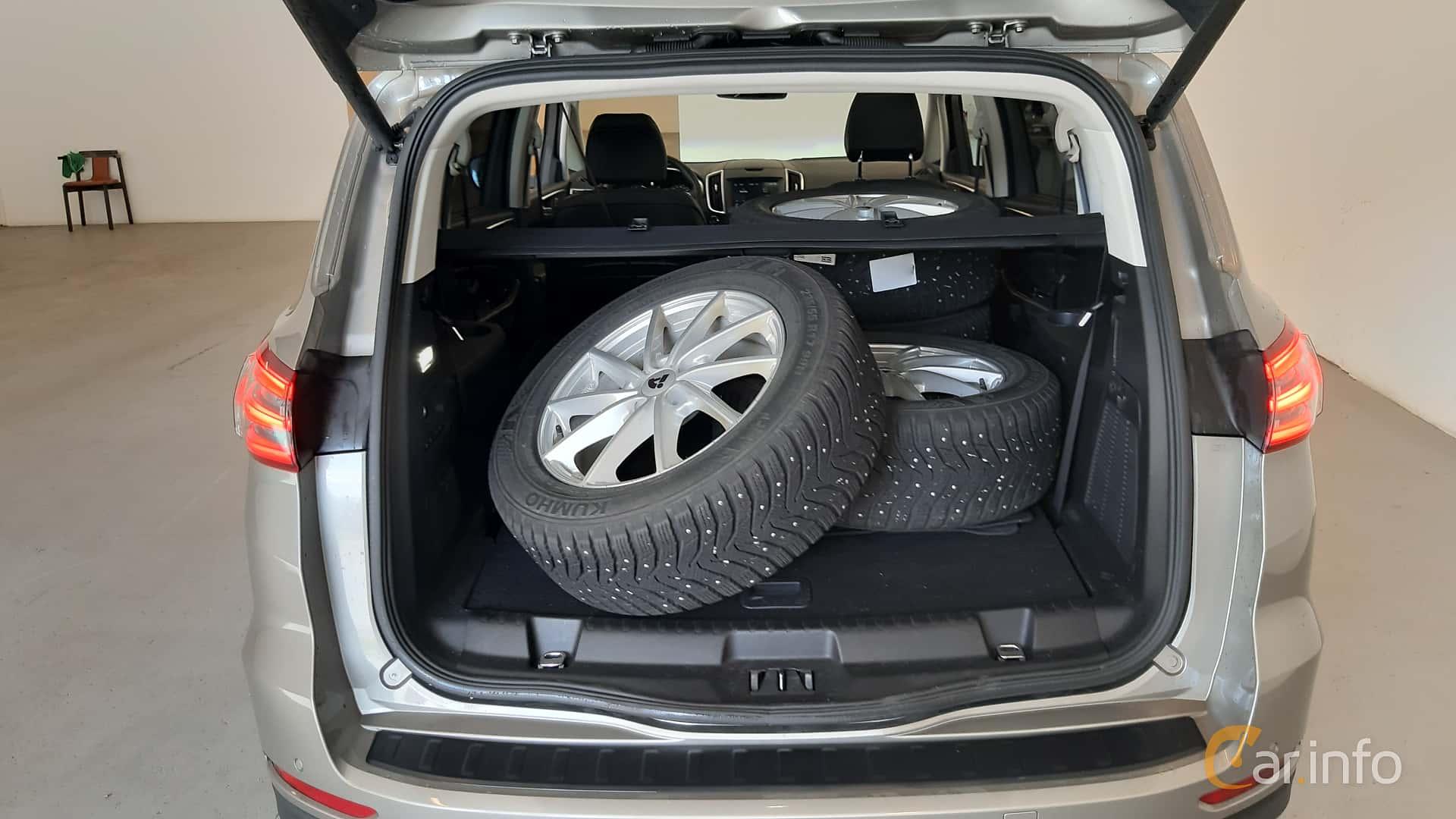 Ford S-Max 2.0 TDCi AWD Powershift, 180hp, 2017