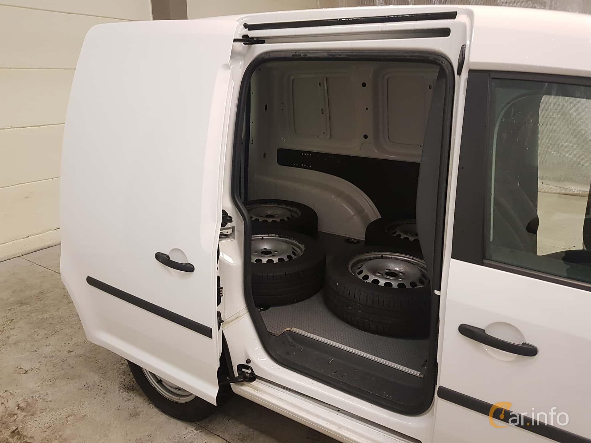 Volkswagen Caddy Panel Van 1.6 TDI Manual, 75hp, 2015