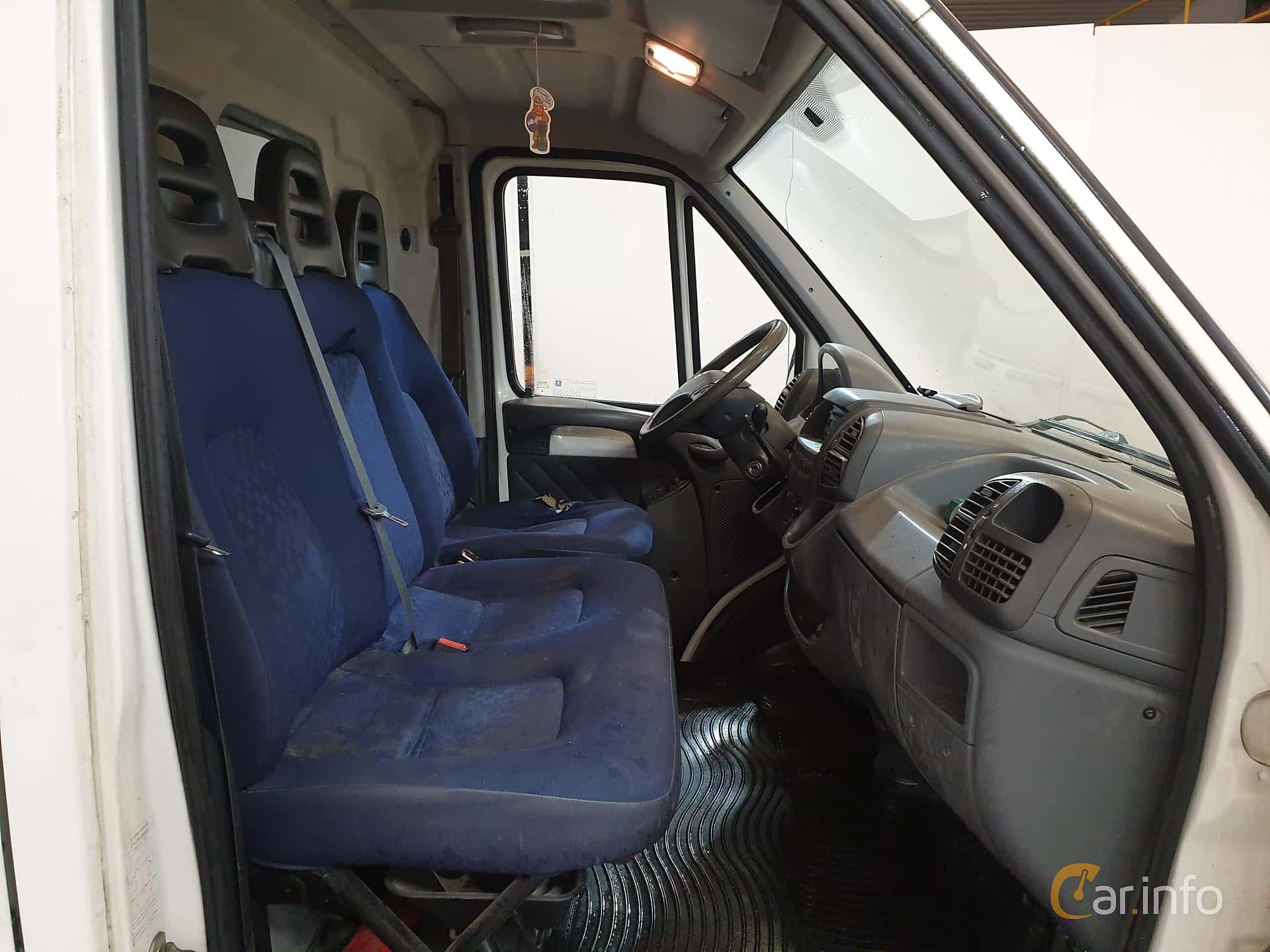 Peugeot Boxer Van 2.2 HDi Manuell, 100hk, 2006