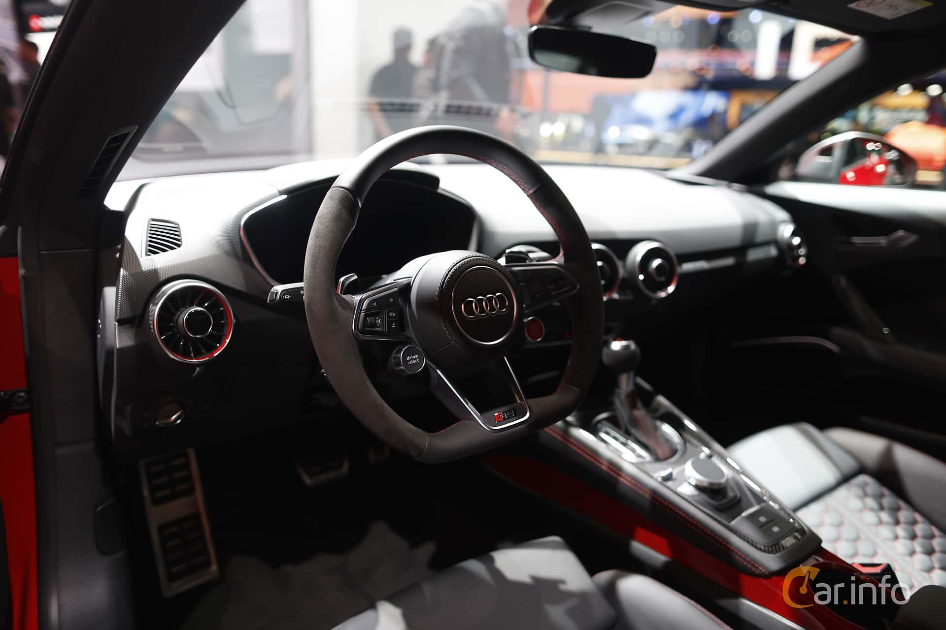 Audi Tt Rs 2020 Interior - Cars Trend Today