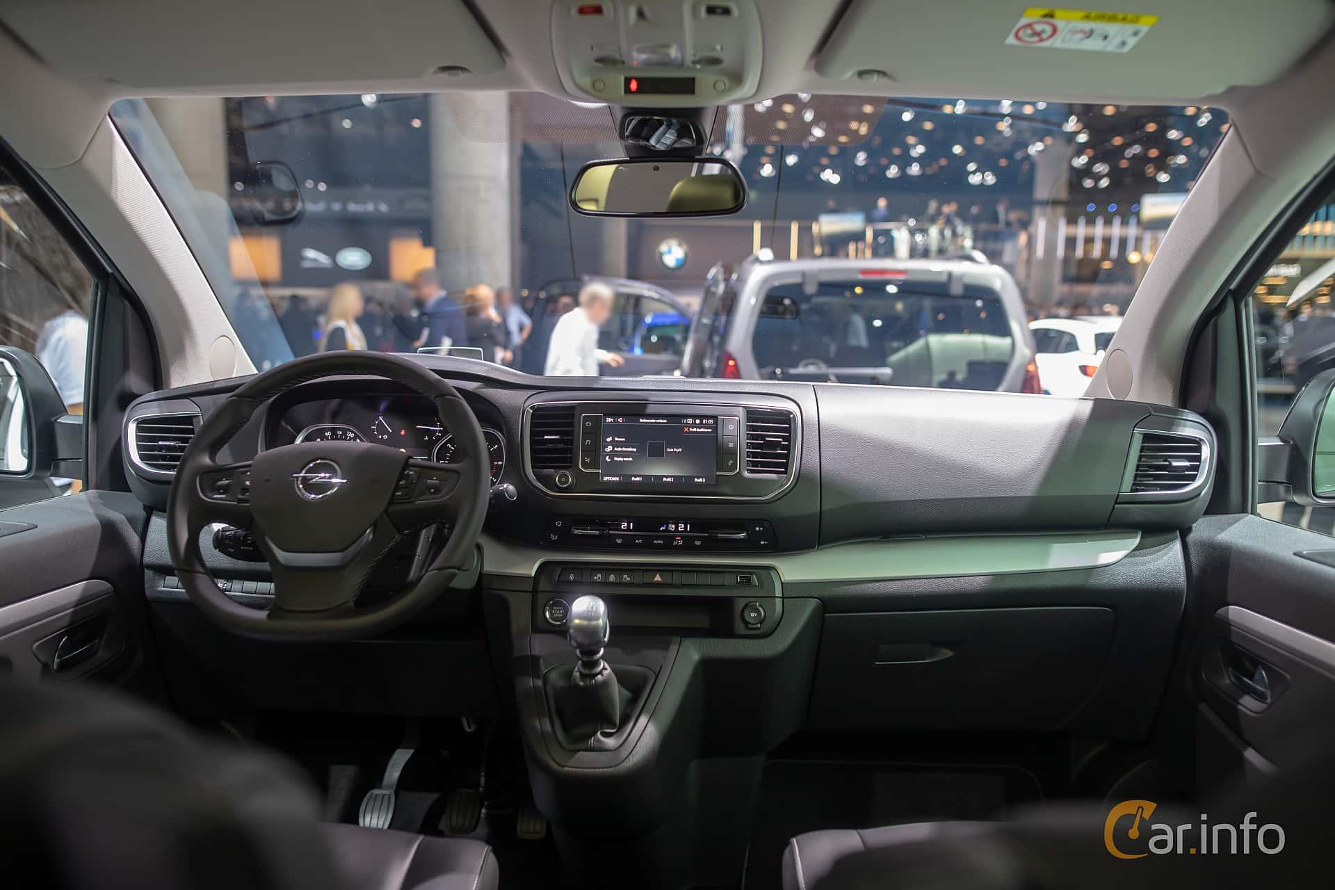 Opel Zafira Life 2.0 Manual, 150hp, 2020 at IAA 2019