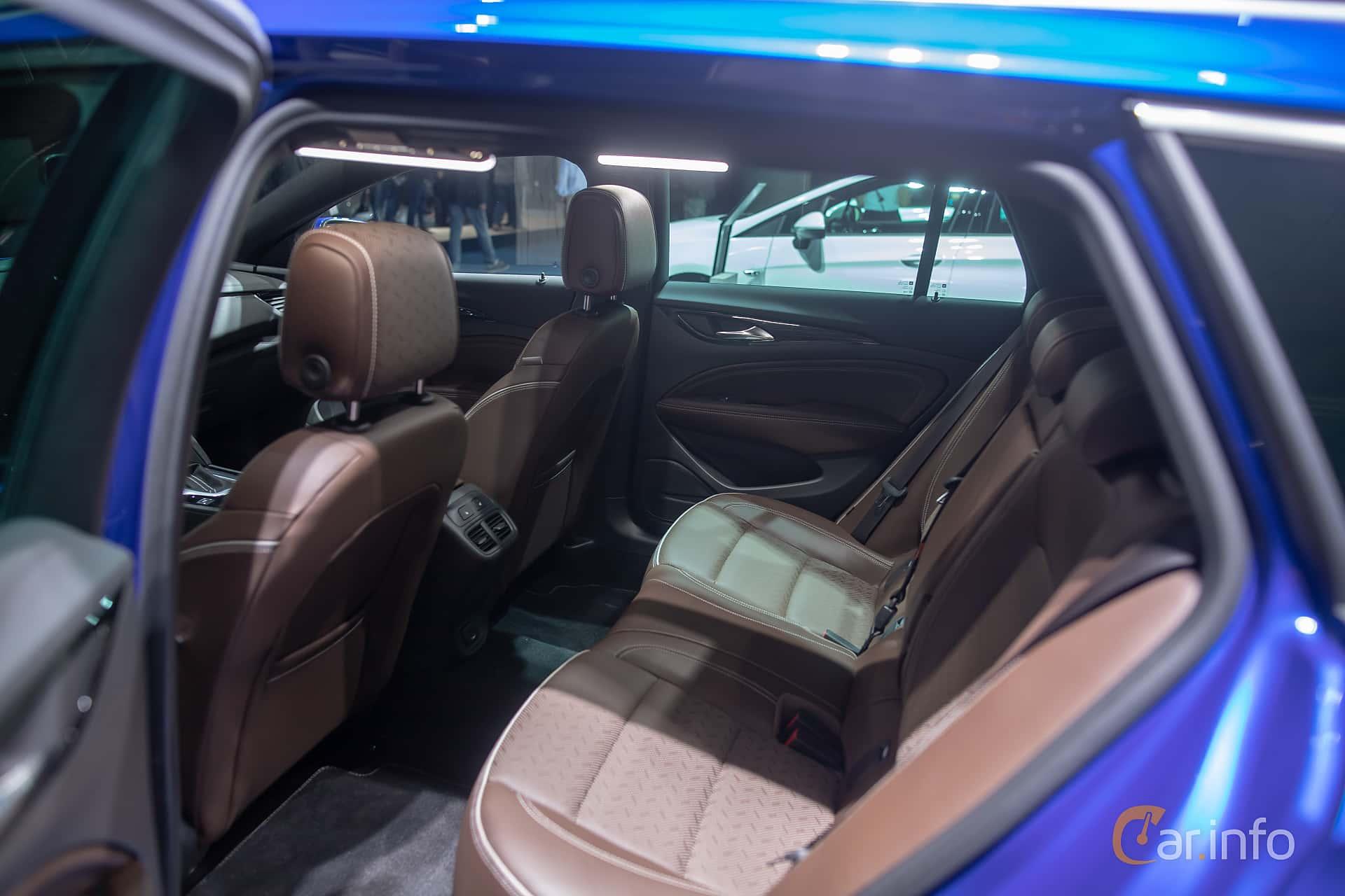 Opel Insignia Sports Tourer 1.5 Turbo Automatic, 165hp, 2020 at IAA 2019