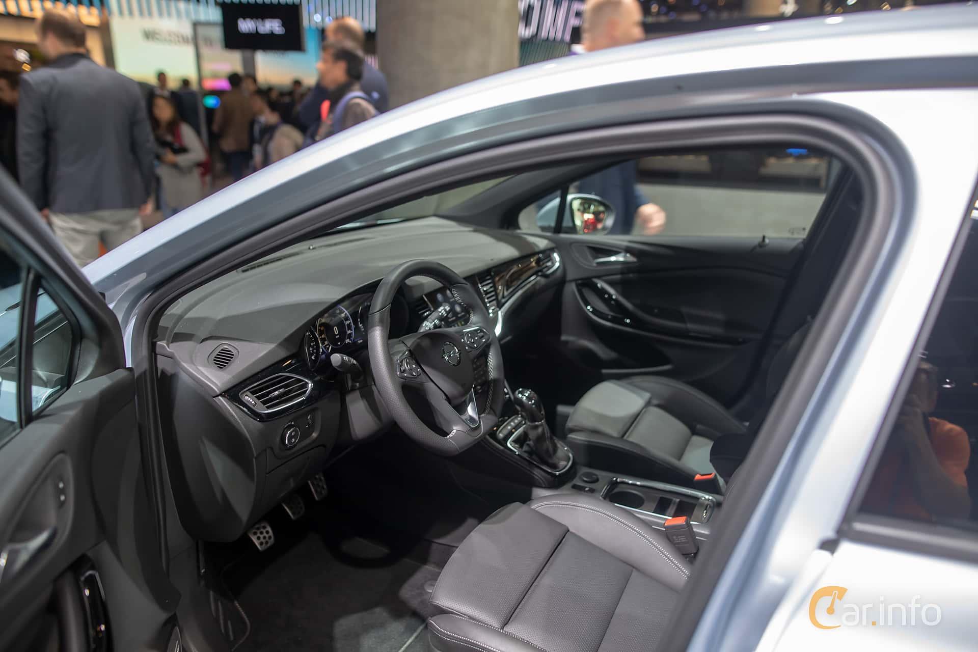 Opel Astra 1.2 Turbo Manual, 130hp, 2020 at IAA 2019