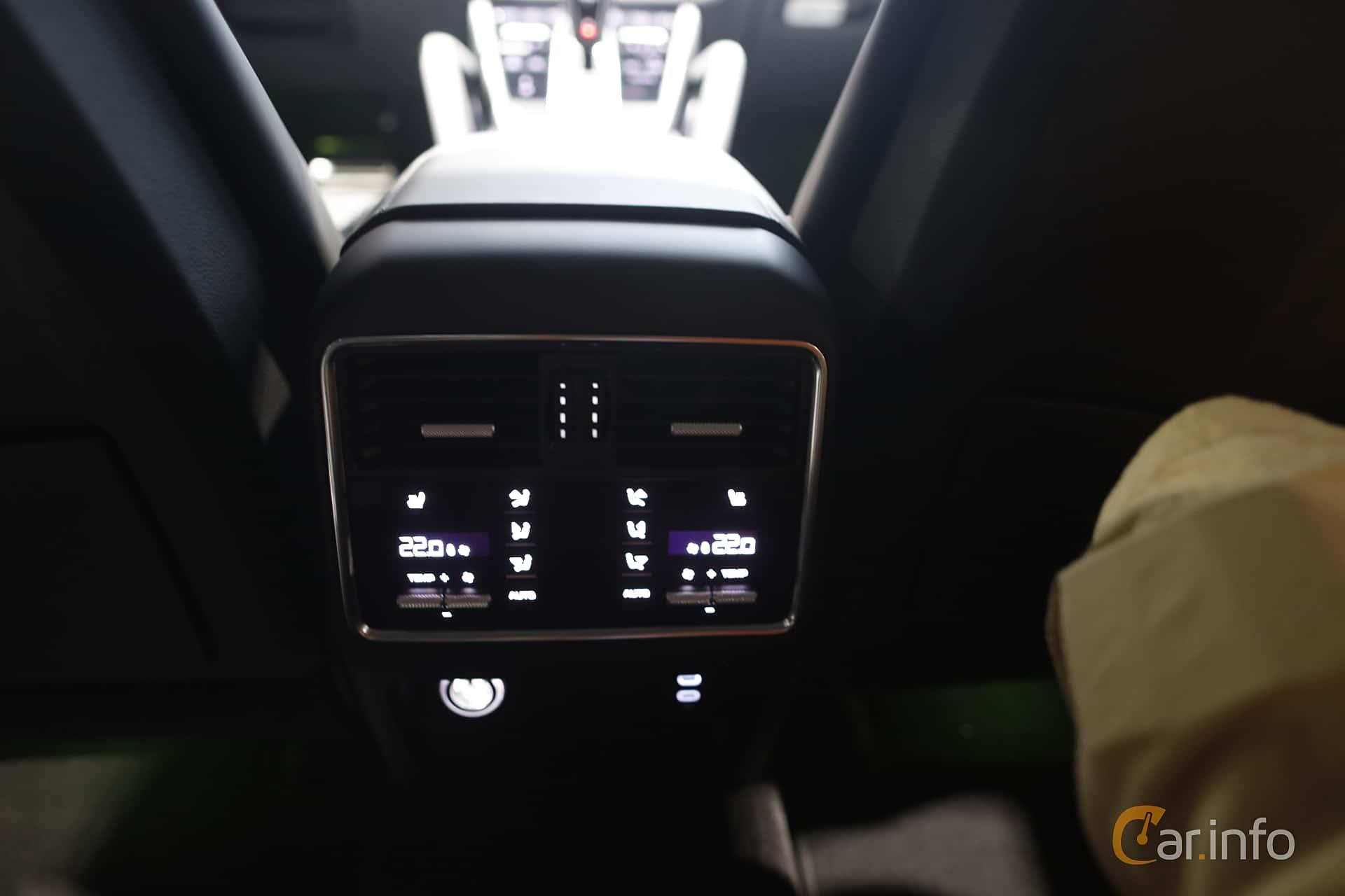 Porsche Cayenne Coupé Turbo S E-Hybrid 4.0 V8 TipTronic S, 680hp, 2020 at IAA 2019