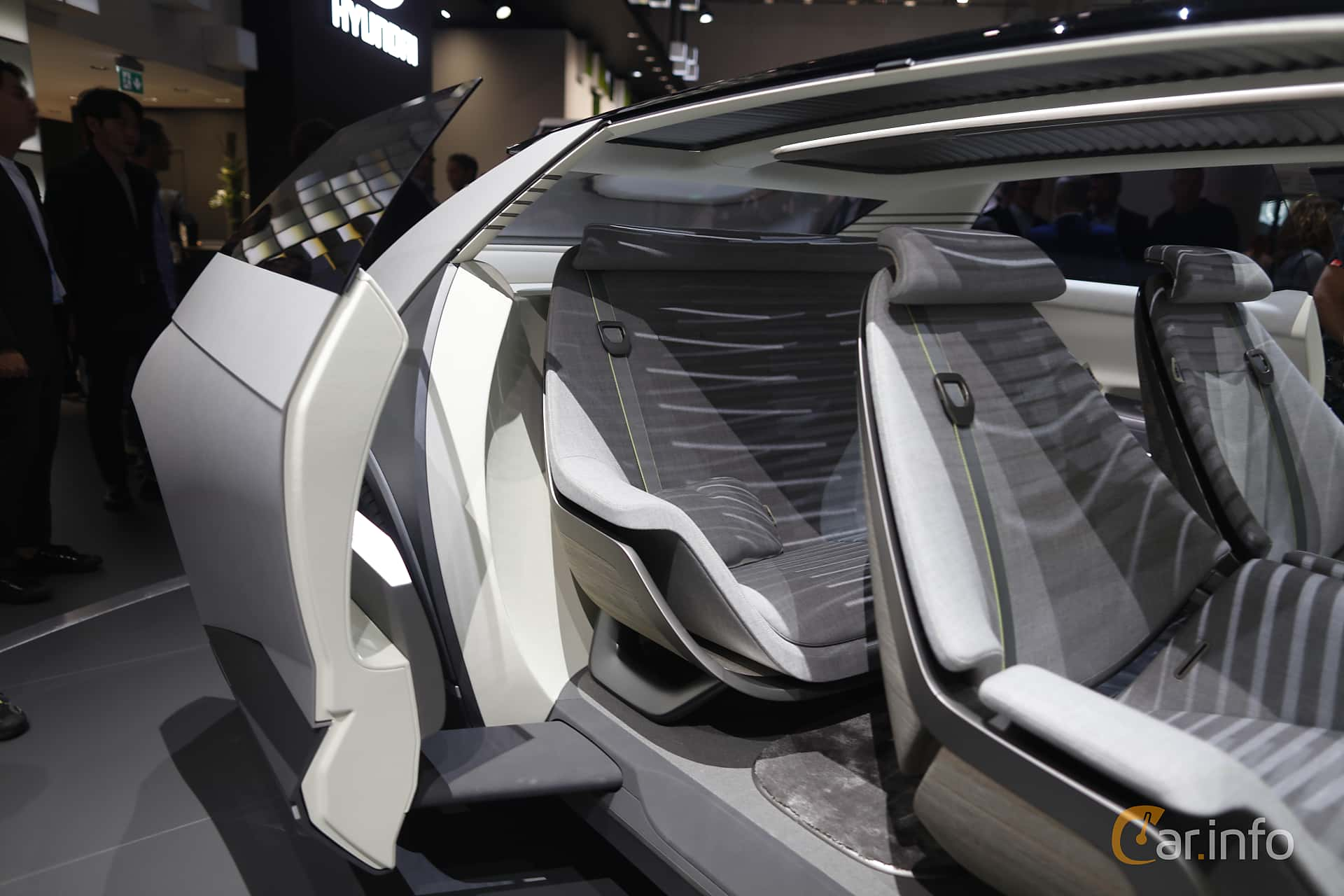 Hyundai 45 EV Concept Concept, 2020 at IAA 2019