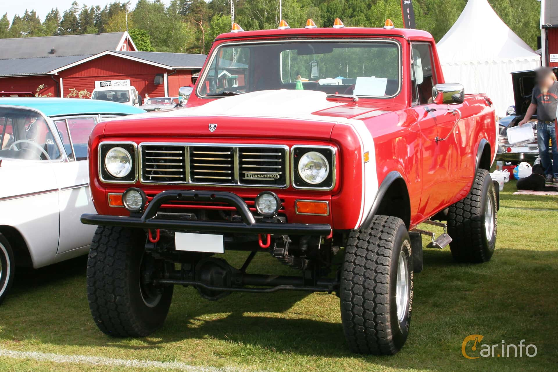 1 images of International Harvester Scout Terra 5 0 4x4