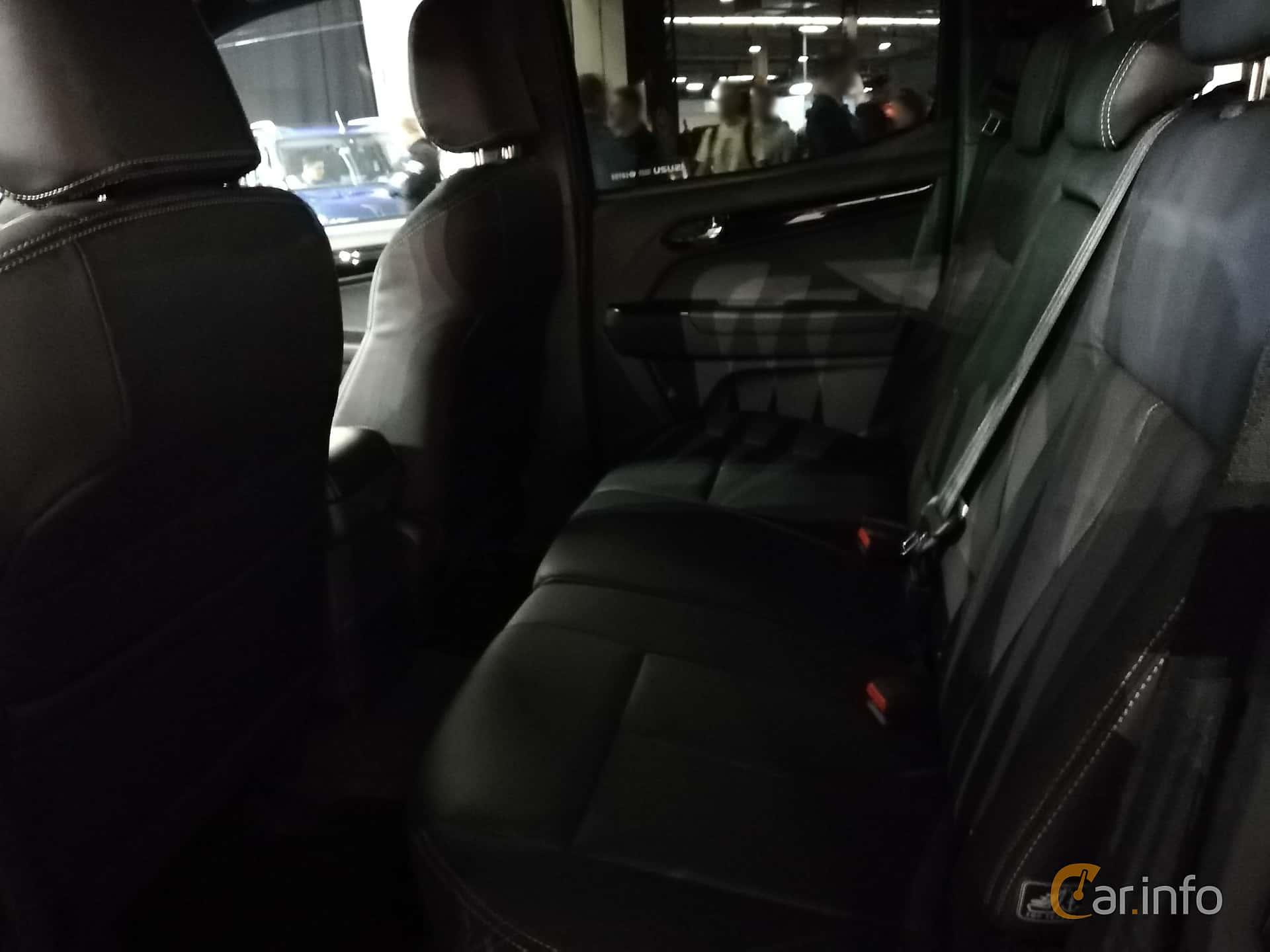 Isuzu D-Max Crew Cab 1.9 4WD Automatisk, 163hk, 2018 at Warsawa Motorshow 2018